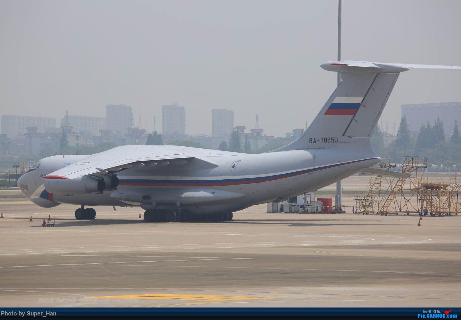 Re:[原创]【杭州飞友会】疫情之下 IR-76 RA-78850 中国杭州萧山国际机场
