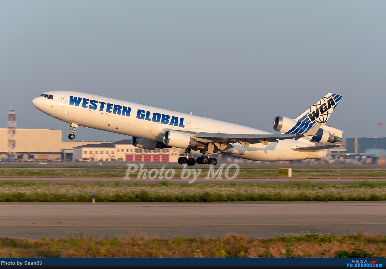 Re:[原创]浦·谢列梅捷沃 MD MD-11F N542KD 中国上海浦东国际机场