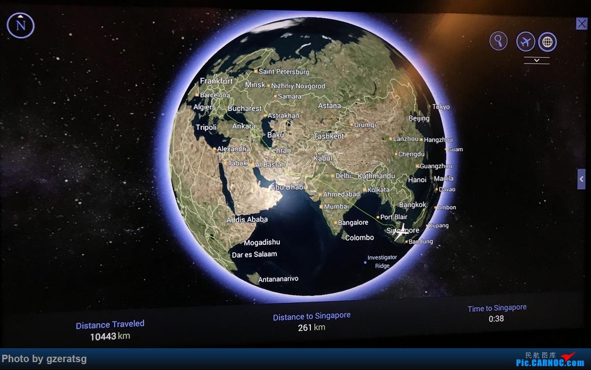 [原创]【拖延症患者的飞行游记】有去有回 - 从法兰克福回新加坡,体验体验新加坡航空B77W优选经济舱