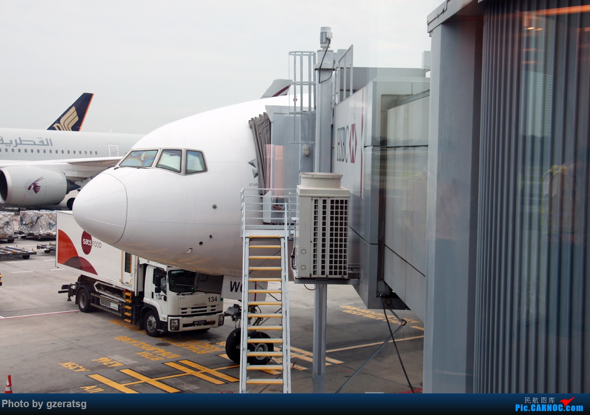 Re:[原创]【拖延症患者的飞行游记】有去有回 - 从法兰克福回新加坡,体验体验新加坡航空B77W优选经济舱 BOEING 777-300ER 9V-SWO SIN