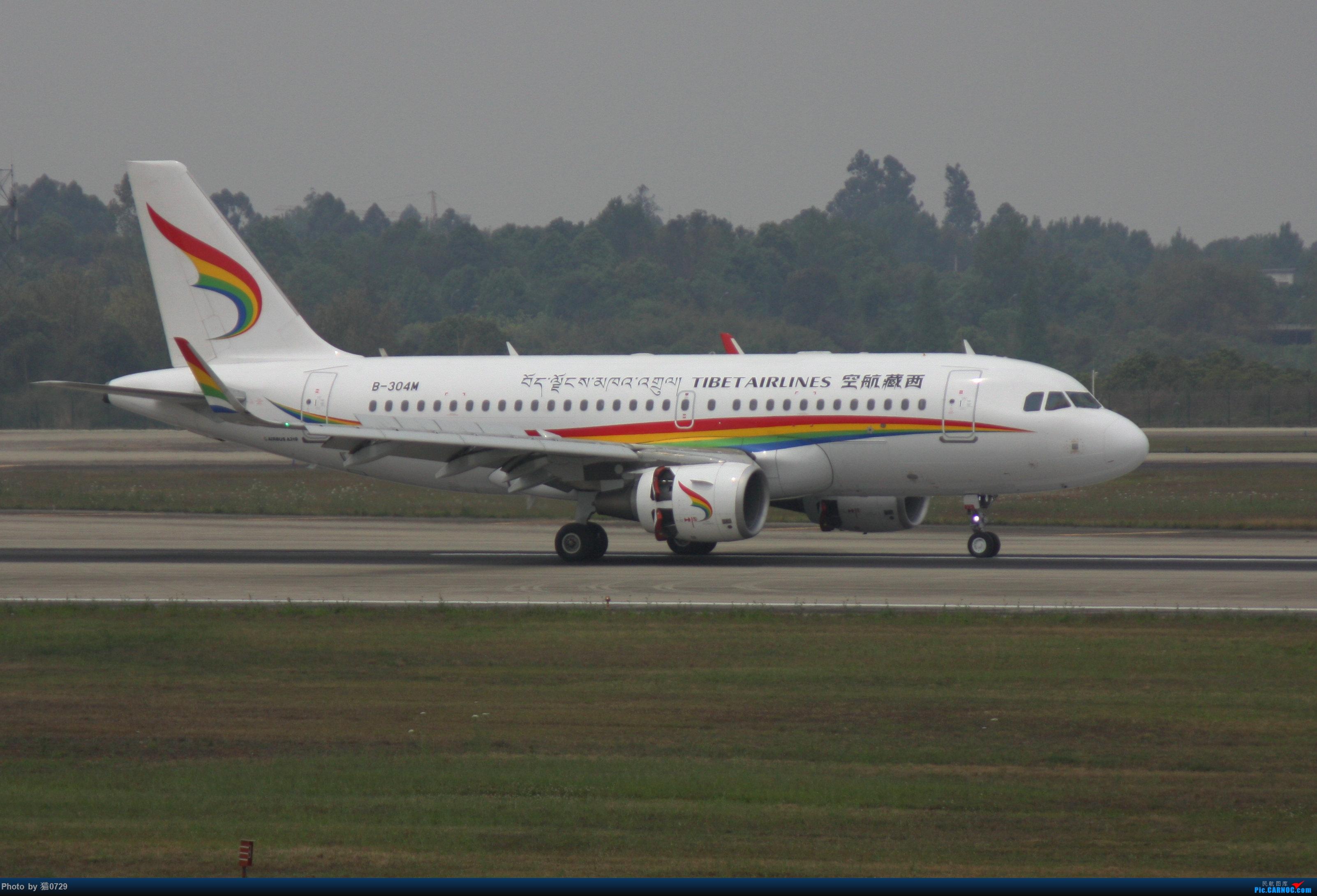Re:[原创]CTU 119.425 水泥 伊朗346 巴基斯坦777 AIRBUS A319-100 B-304M 中国成都双流国际机场