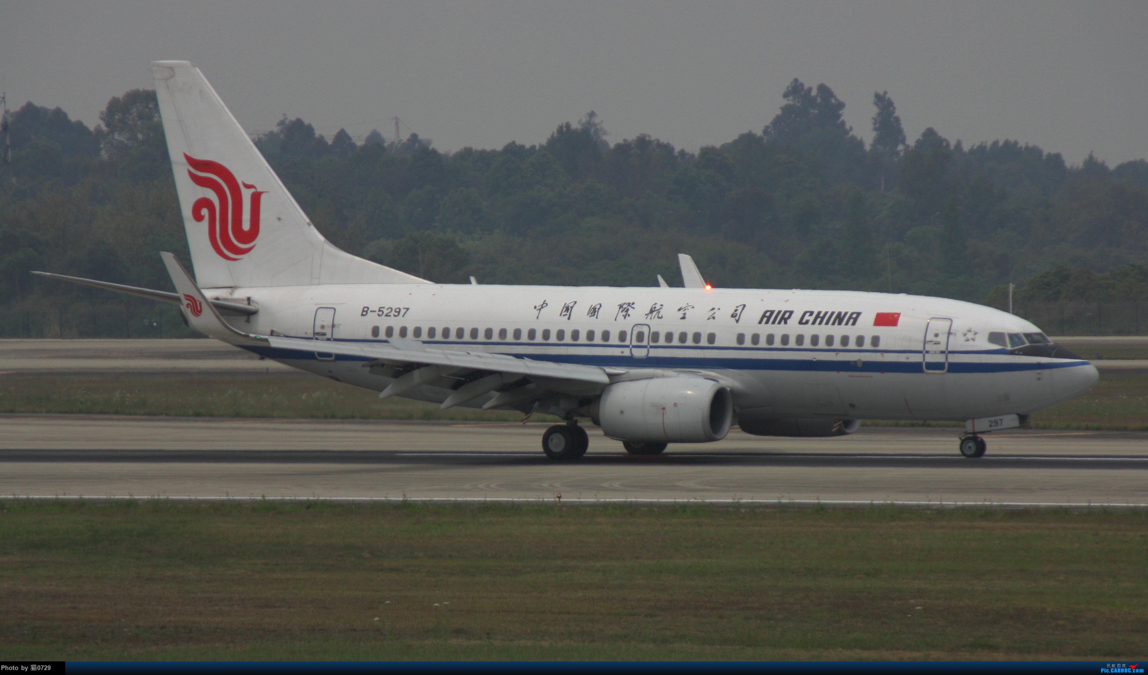 Re:[原创]CTU 119.425 水泥 伊朗346 巴基斯坦777 BOEING 737-700 B-5297 中国成都双流国际机场