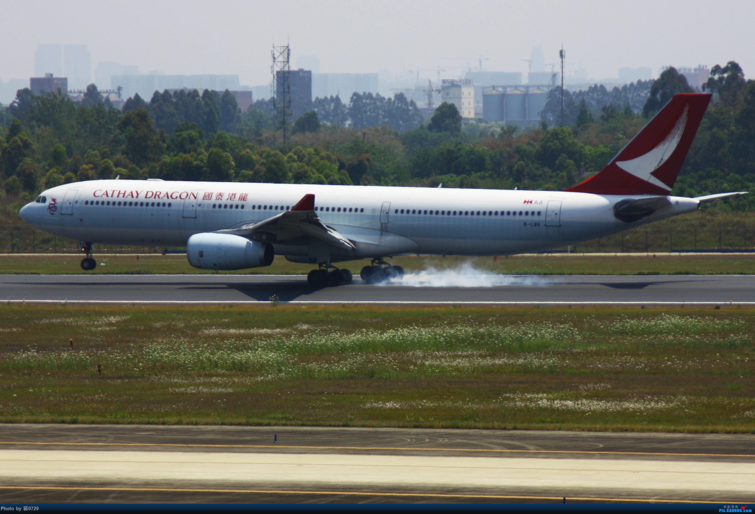 Re:[原创]跑道洞两右,气温三拐,六点五小时坚守双流 AIRBUS A330-300 B-LBK 中国成都双流国际机场