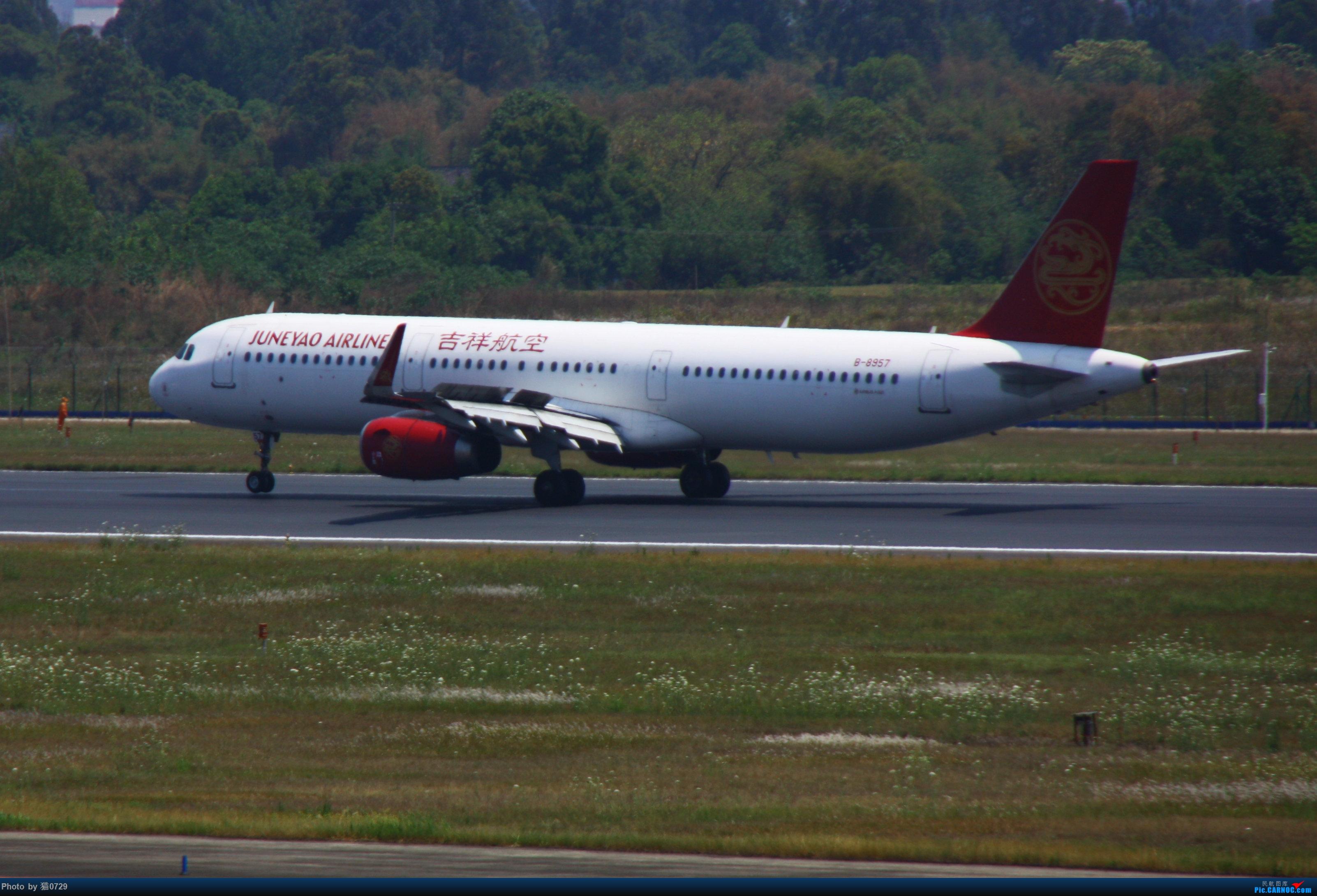 Re:[原创]跑道洞两右,气温三拐,六点五小时坚守双流 AIRBUS A321-200 B-8957 中国成都双流国际机场