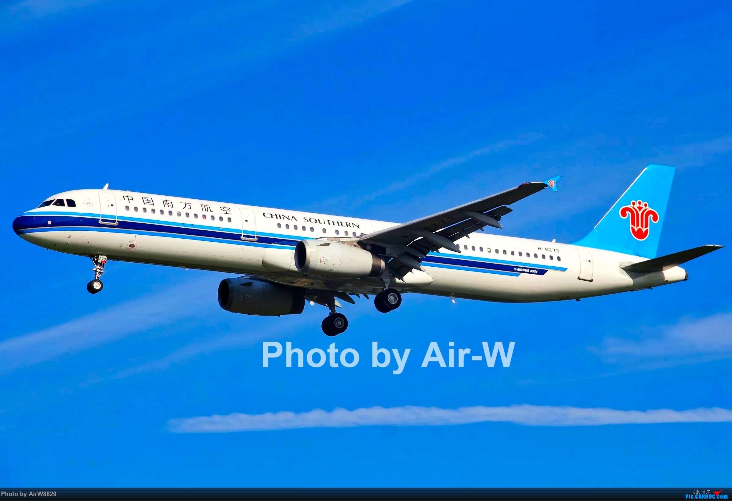 [原创]那年五一,忘疫情早日消退,国泰民安 AIRBUS A321-200 B-6273 中国北京首都国际机场