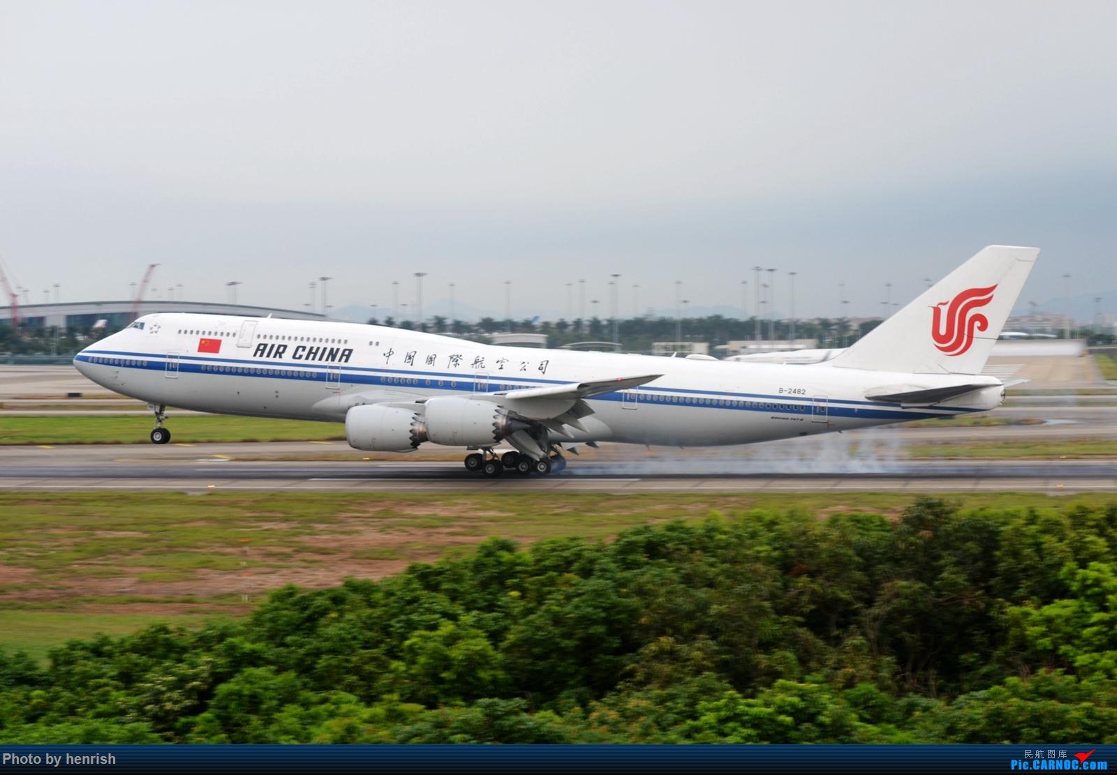 Re:[原创]【肥威的CAN】5月前半,疫情期间广州好货若干。【 广东青少年拍机小队】【广州,你好!】 BOEING 747-8I B-2482 中国广州白云国际机场