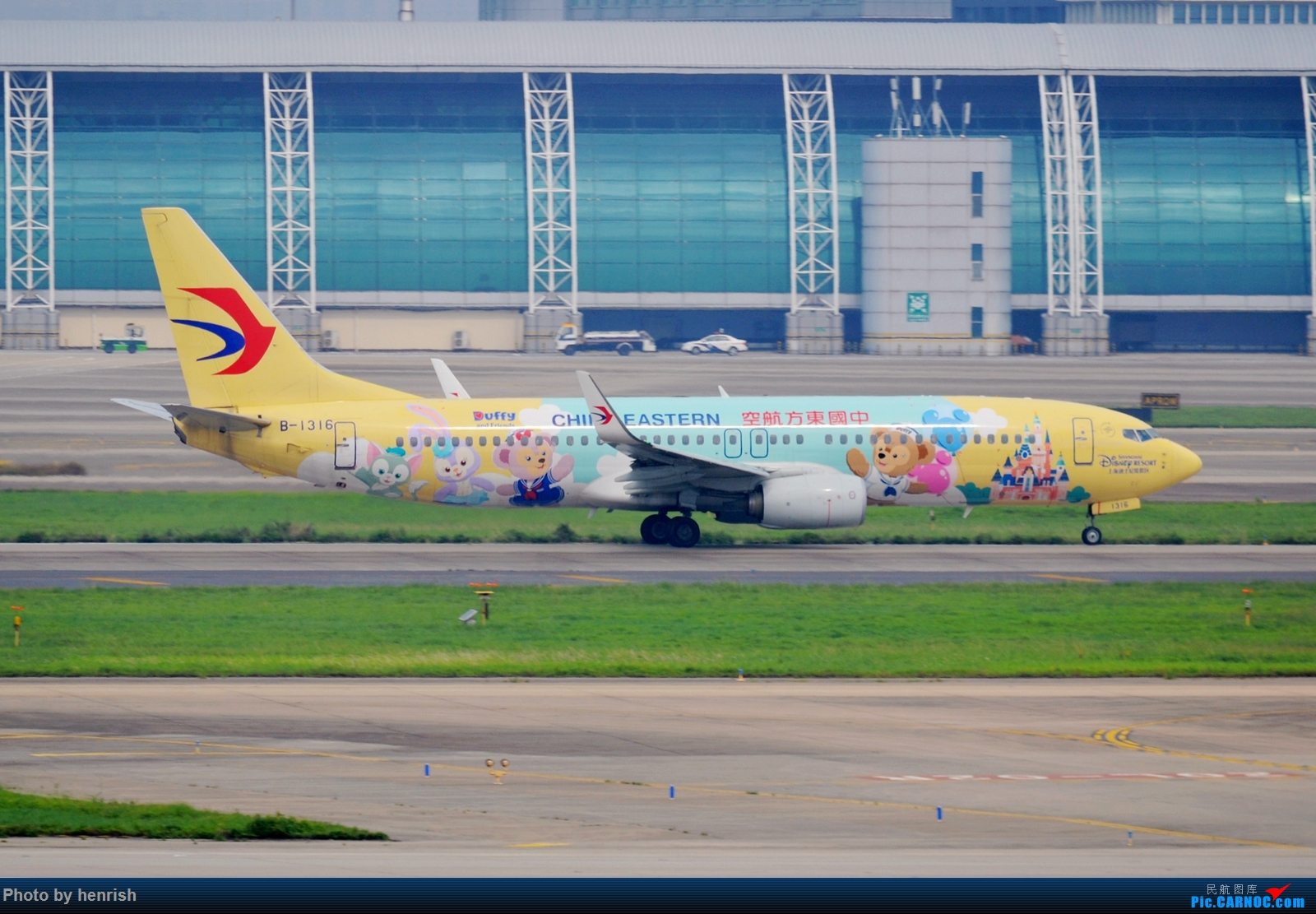 Re:[原创]【肥威的CAN】5月前半,疫情期间广州好货若干。【 广东青少年拍机小队】【广州,你好!】 BOEING 737-800 B-1316 中国广州白云国际机场