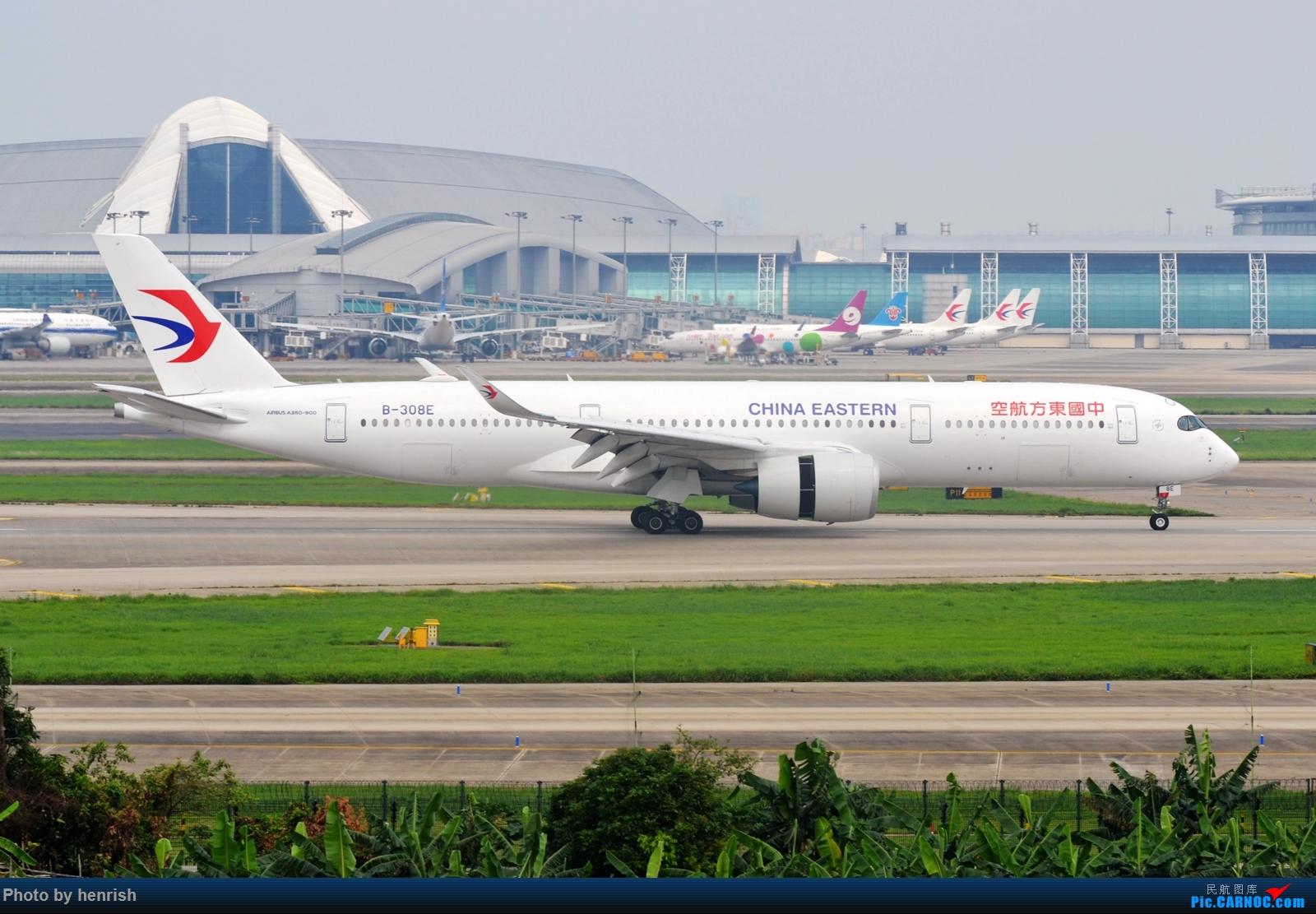 Re:[原创]【肥威的CAN】5月前半,疫情期间广州好货若干。【 广东青少年拍机小队】【广州,你好!】 AIRBUS A350-900 B-308E 中国广州白云国际机场