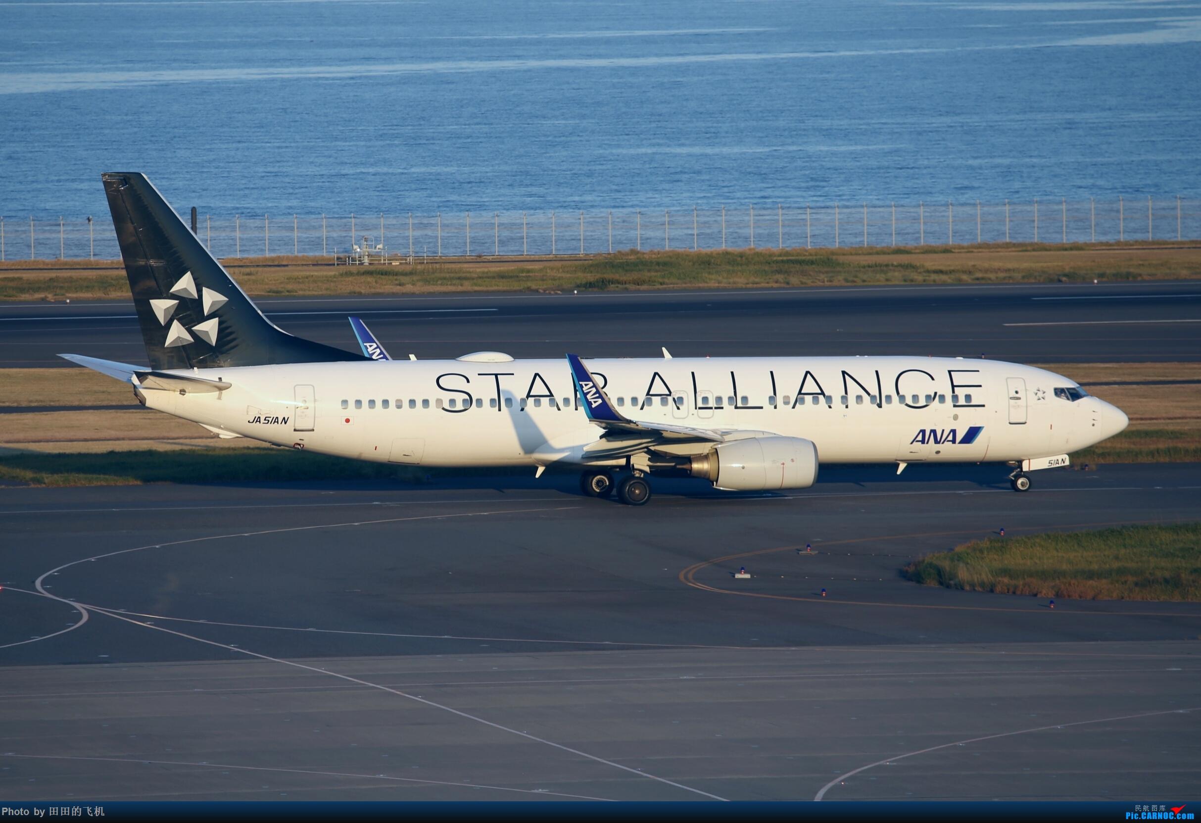 Re:[原创]整理一下去年东京羽田机场拍的飞机 737-800 JA512N 东京羽田机场