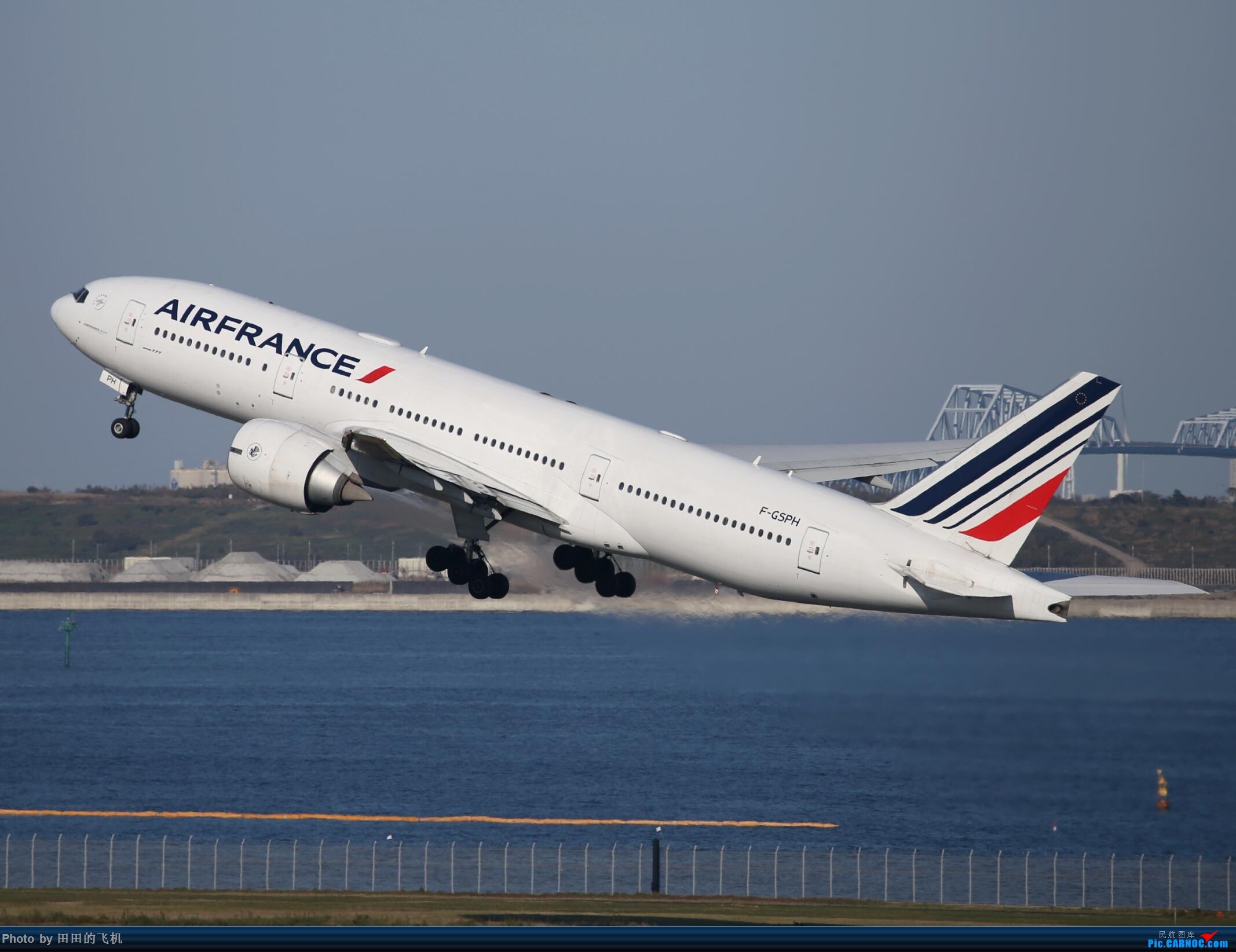 Re:[原创]整理一下去年东京羽田机场拍的飞机 777-200 F-GSPH 东京羽田机场