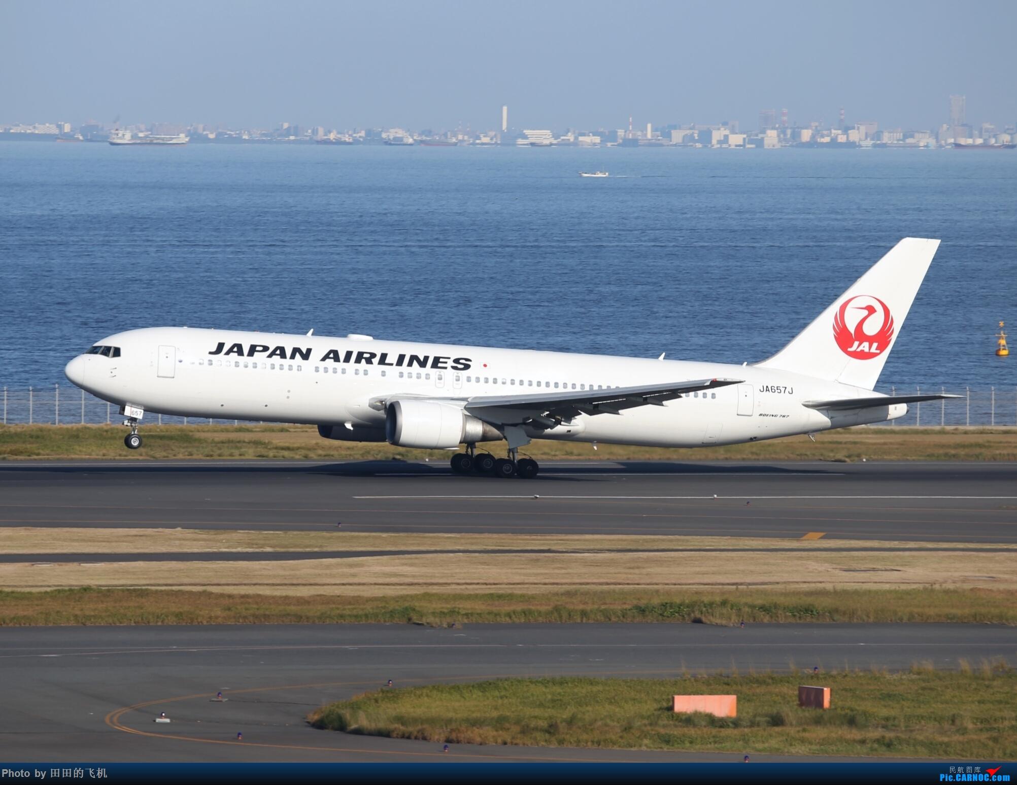Re:[原创]整理一下去年东京羽田机场拍的飞机 767 JA657J 东京羽田机场
