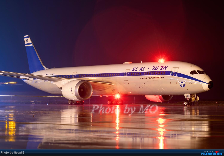 Re:[原创]羽蛇神 BOEING 787-9 4X-EDF 中国上海浦东国际机场