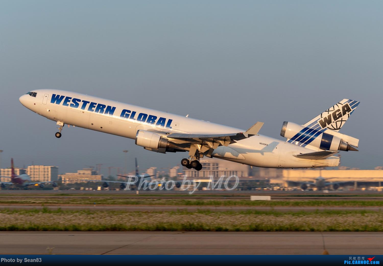 Re:[原创]浦·谢列梅捷沃 MD MD-11 N542KD 中国上海浦东国际机场