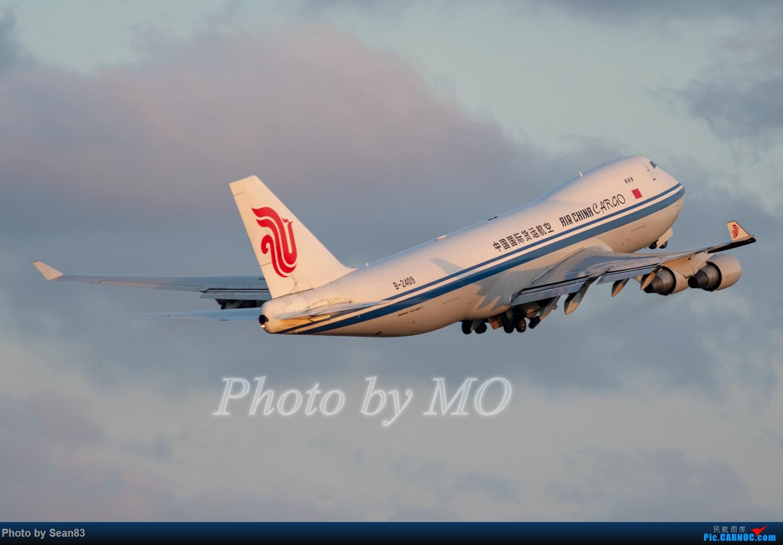 Re:[原创]浦·谢列梅捷沃 BOEING 747-400 B-2409 中国上海浦东国际机场