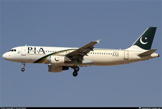 巴基斯坦航空遺照(已取得原作者同意)