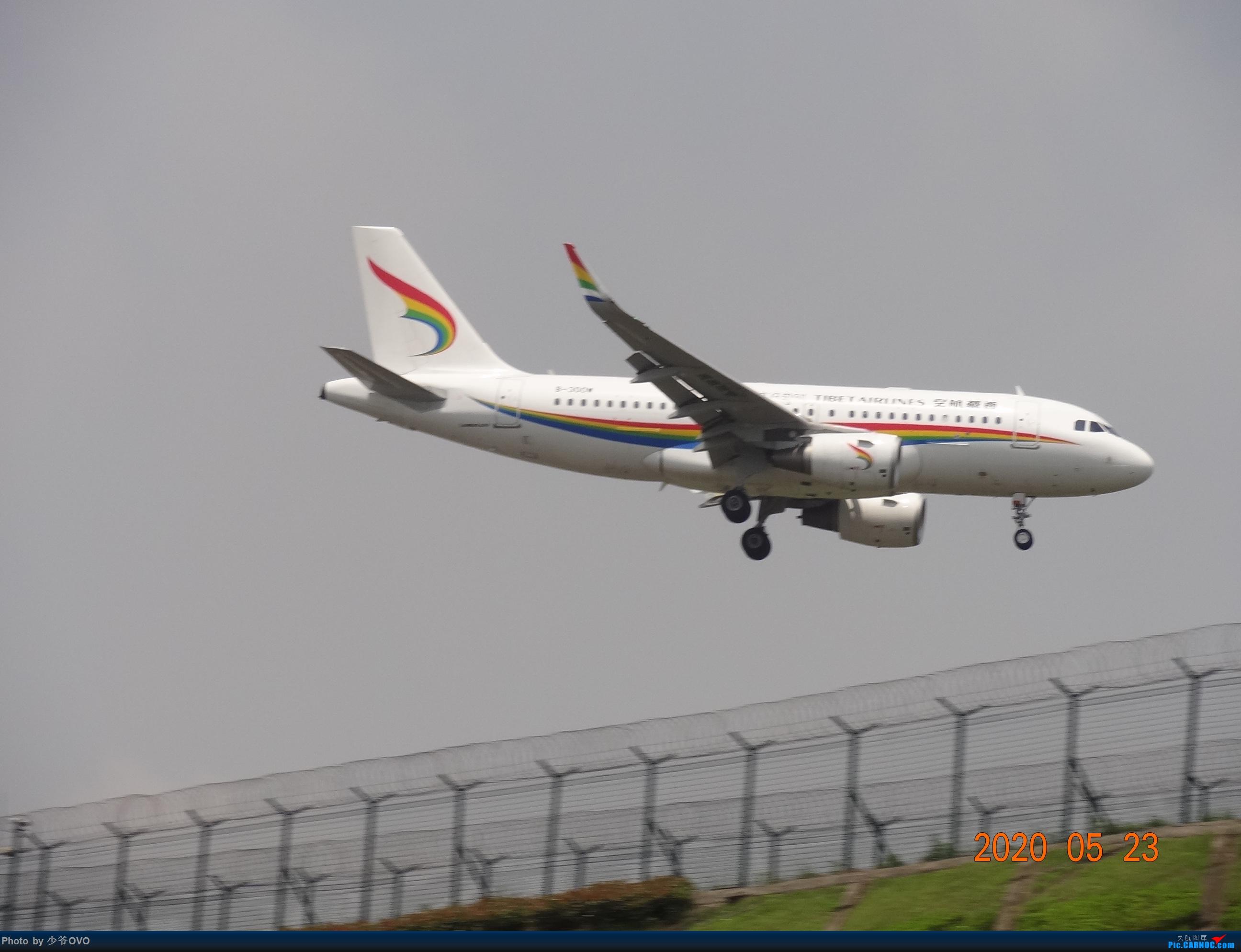 Re:[原创]CKG重庆江北机场拍机,爱CHINA77W AIRBUS A319-100 B-300W 重庆江北机场
