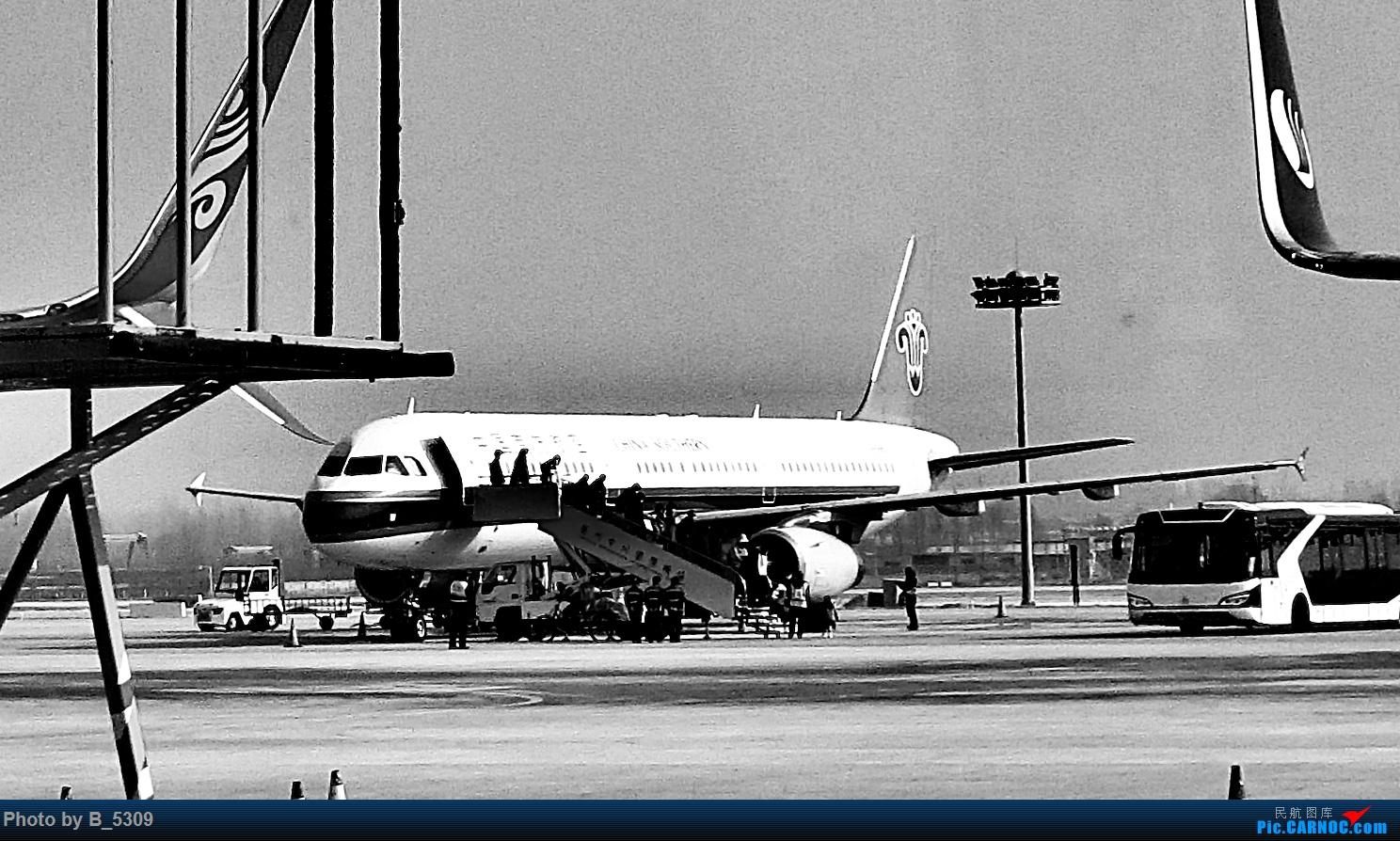 [原创]当年那些令人无比后怕的照片 AIRBUS A321  中国兰州中川国际机场