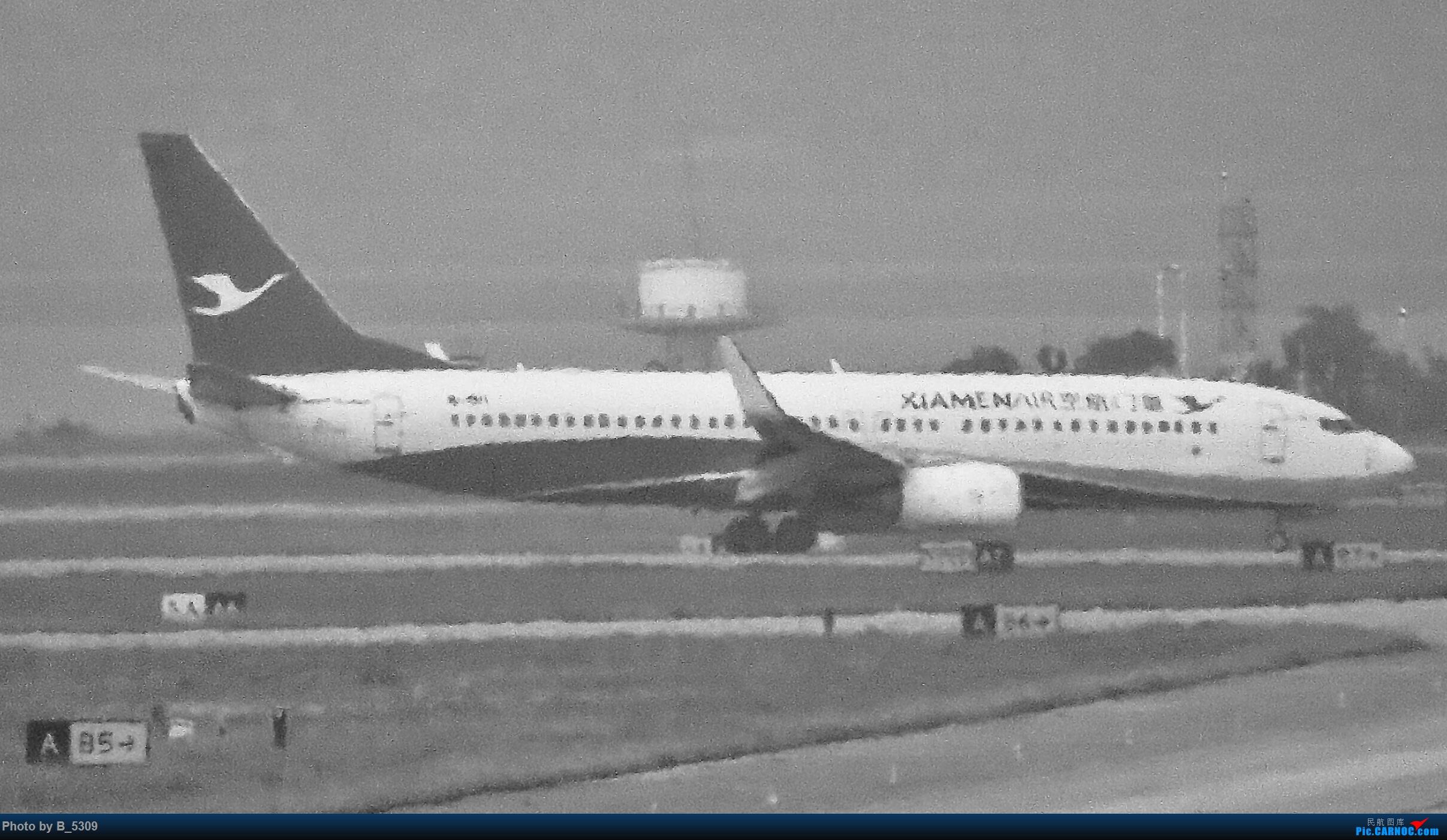 Re:[原创]当年那些令人无比后怕的照片 BOEING 737-800 B-1456 中国厦门高崎国际机场