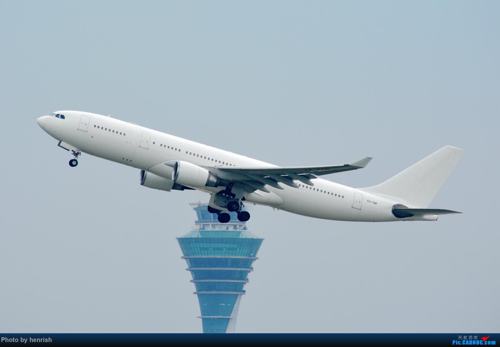 Re:[原创]【肥威的CAN】5月后半,雨季期间广州好货若干。【 广东青少年拍机小队】【广州,你好!】 AIRBUS A330-200 CS-TQP 中国广州白云国际机场