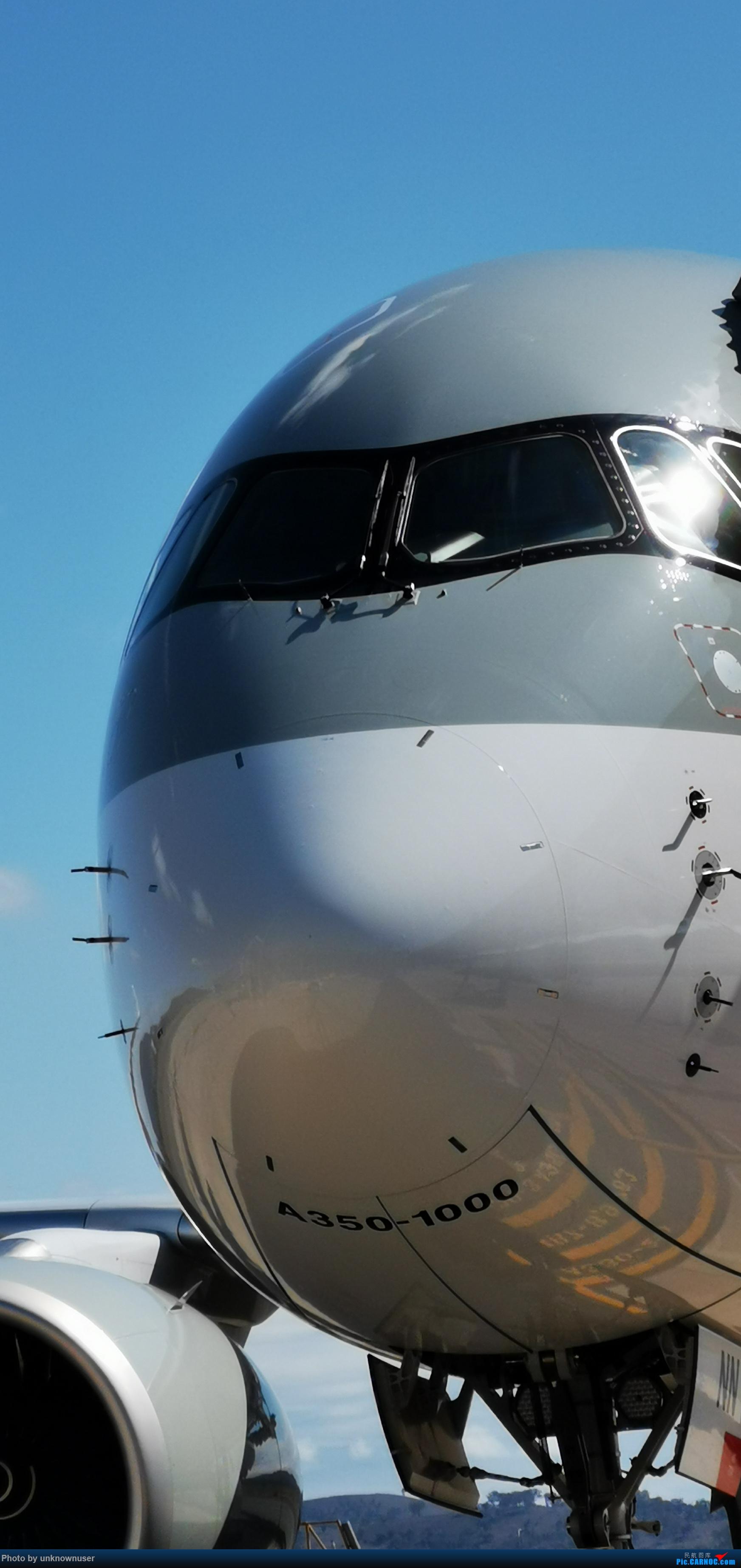 Re:[原创]QR A350-1000 超近距离实拍 A350-1000