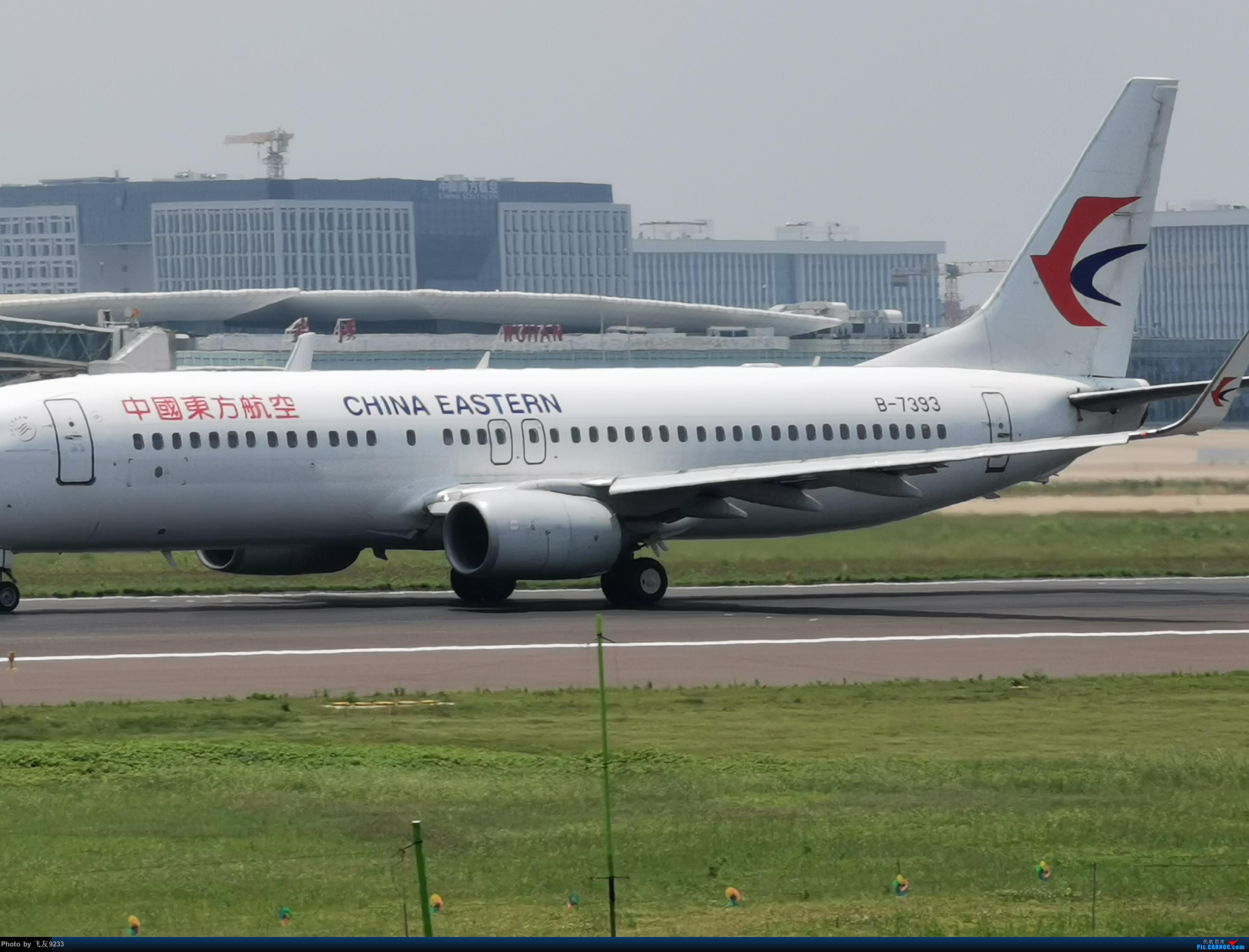 Re:[原创]武汉天河拍机之旅 BOEING 737-800 B-7393 中国武汉天河国际机场