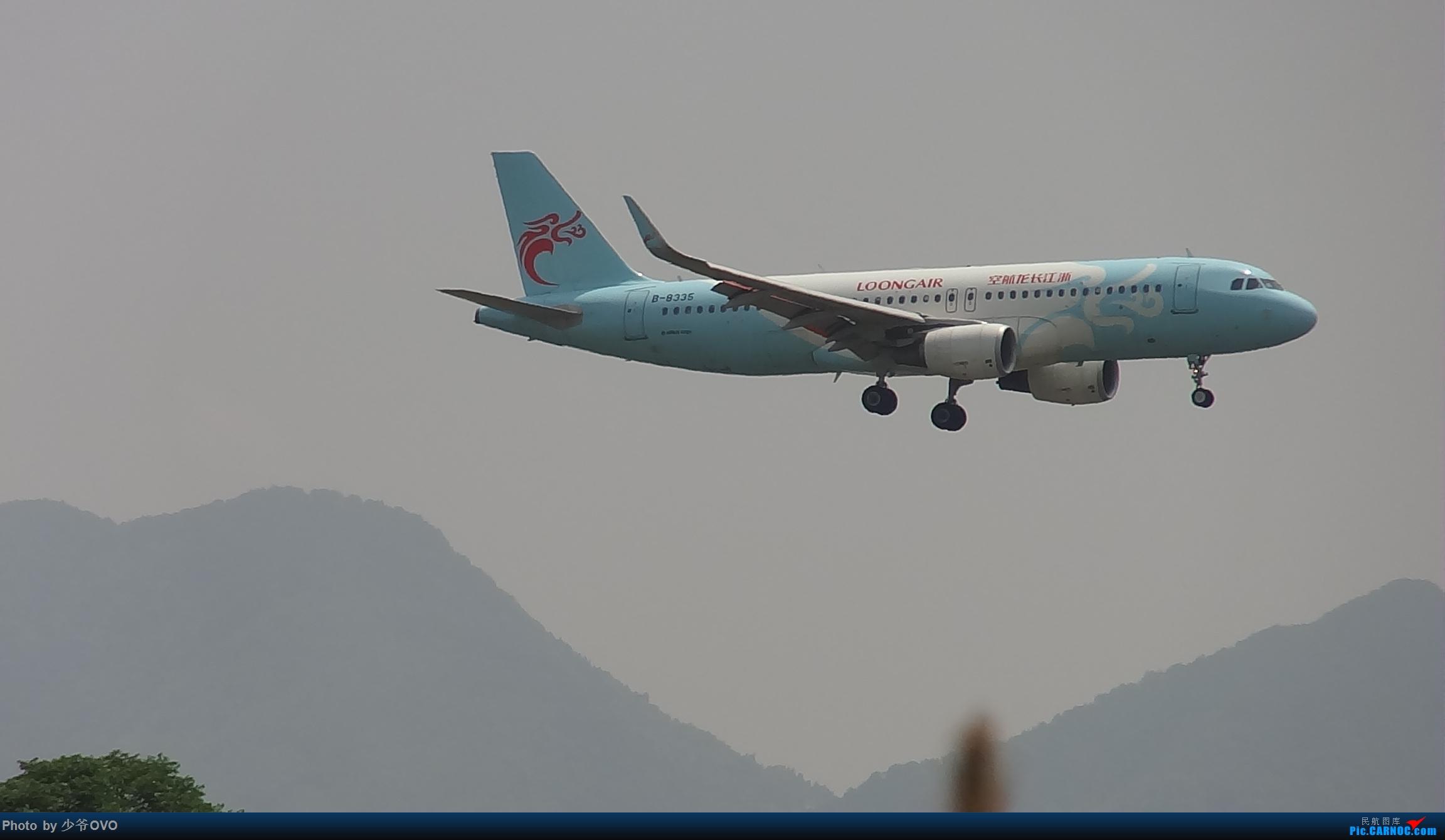 Re:[原创]Re:[原创]人生最后一个儿童节的CKG拍机,数码机最后的久违的胜安738 AIRBUS A320-200 B-8335 中国重庆江北国际机场