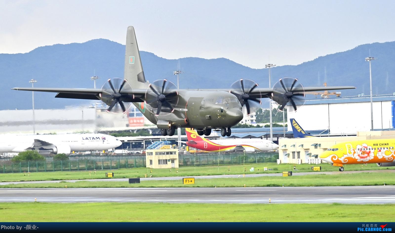Re:[原创]CAN拍过的军机 C130 S3-AGF 中国广州白云国际机场