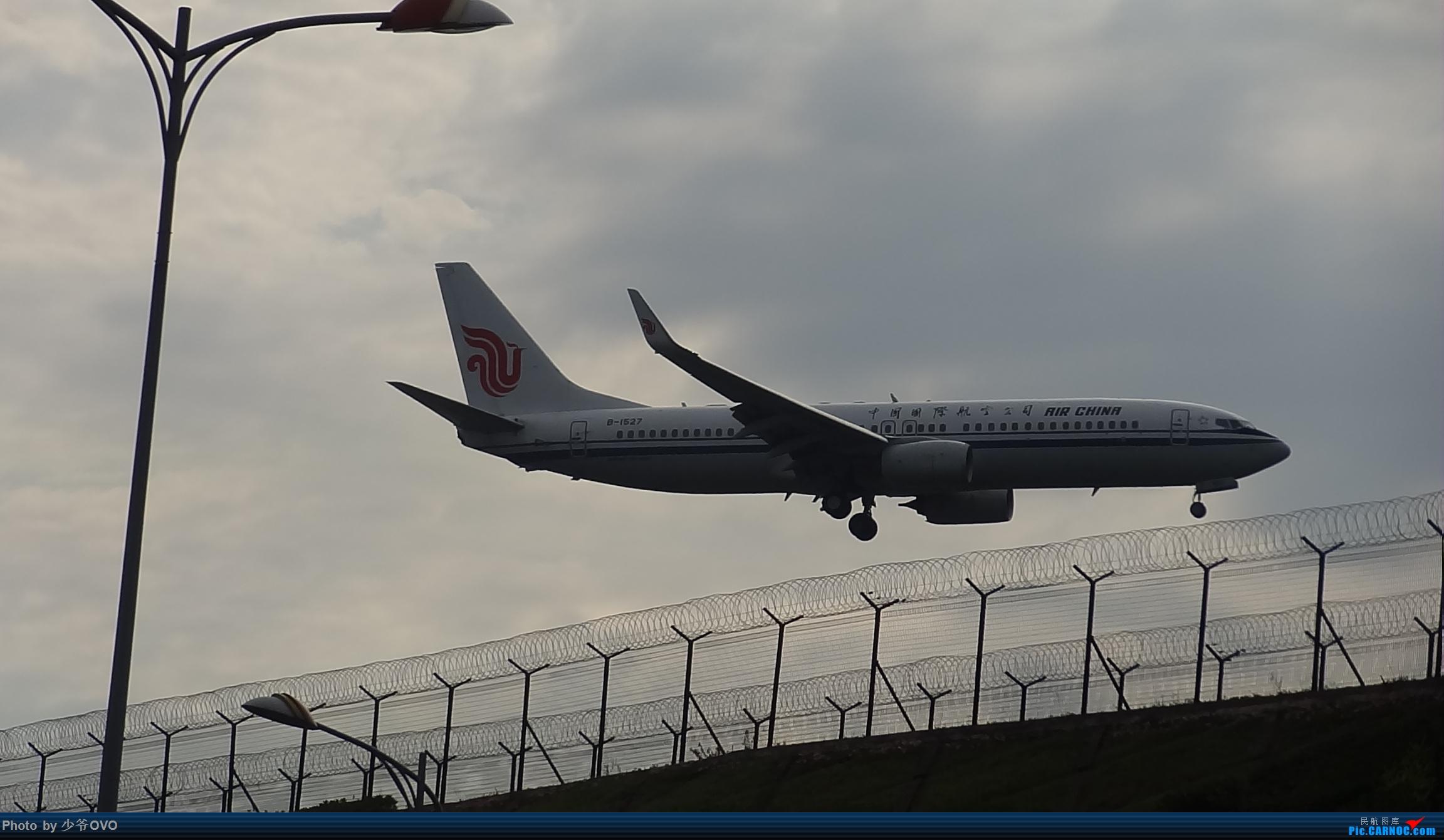 Re:[原创]CKG拍机,数码机最后的倔强 BOEING 737-800 B-1527 中国重庆江北国际机场