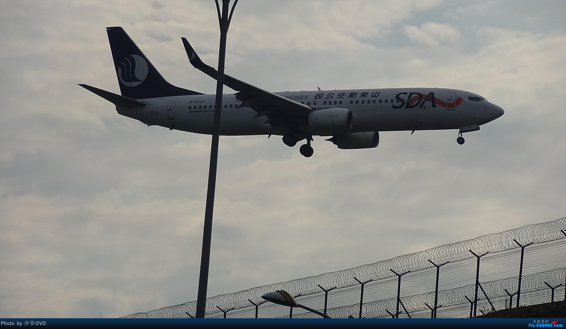 Re:[原创]CKG拍机,数码机最后的倔强 BOEING 737-800 B-5723 中国重庆江北国际机场