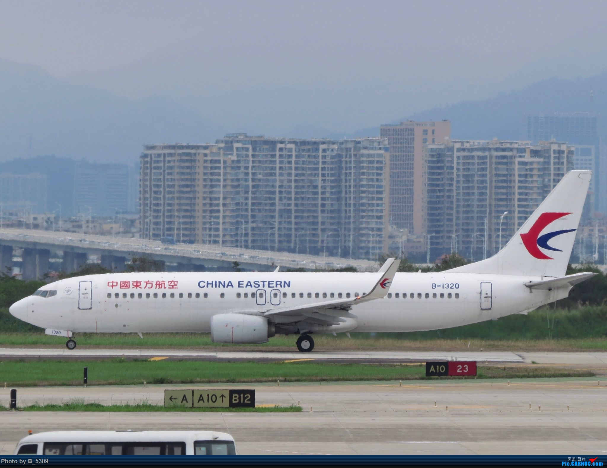 Re:[原创]复课一个月了,终于能在紧张的学习生活中抽出点时间拍稽~ BOEING 737-800 B-1320 中国厦门高崎国际机场
