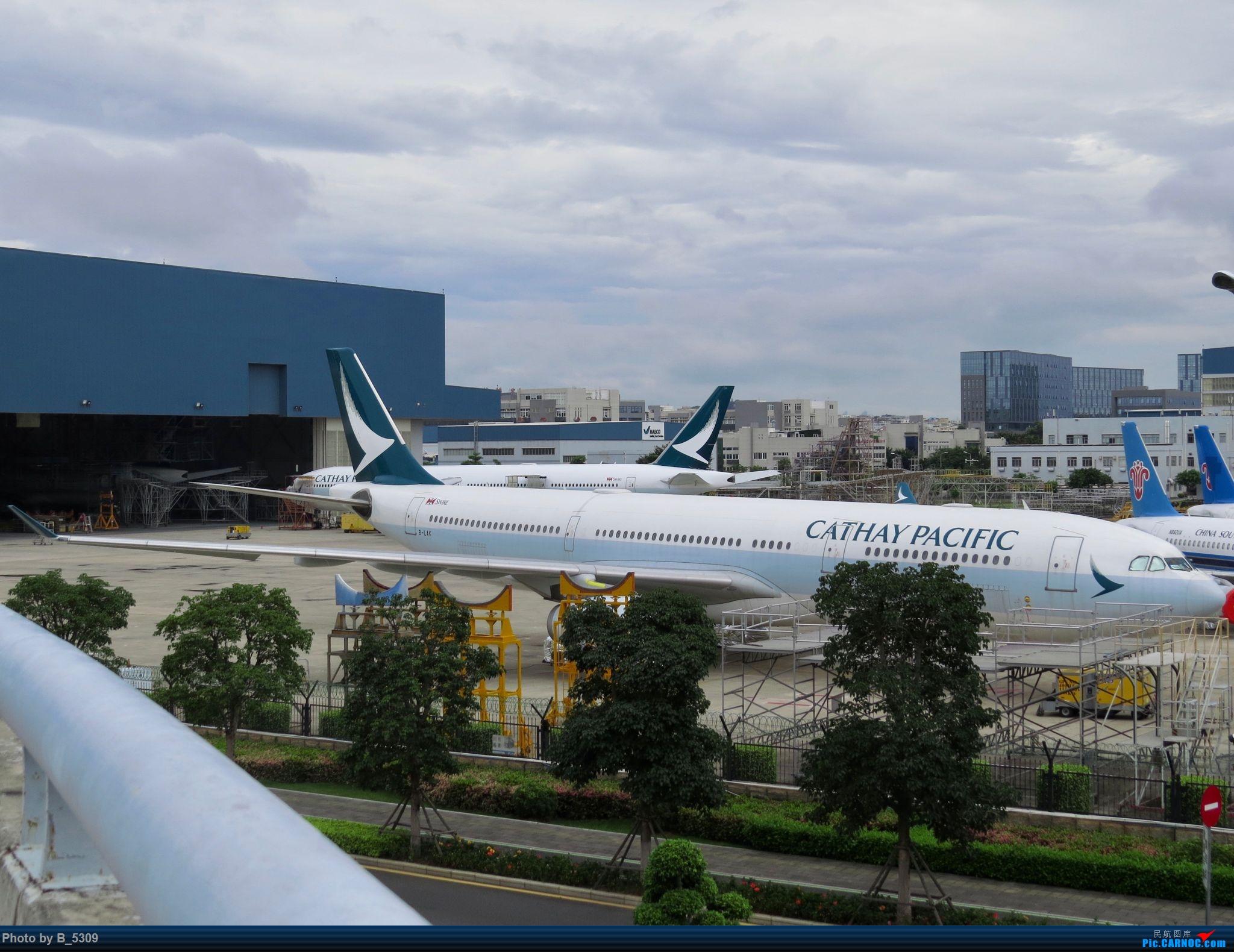 Re:[原创]复课一个月了,终于能在紧张的学习生活中抽出点时间拍稽~ AIRBUS A330-300 B-LAK 中国厦门高崎国际机场