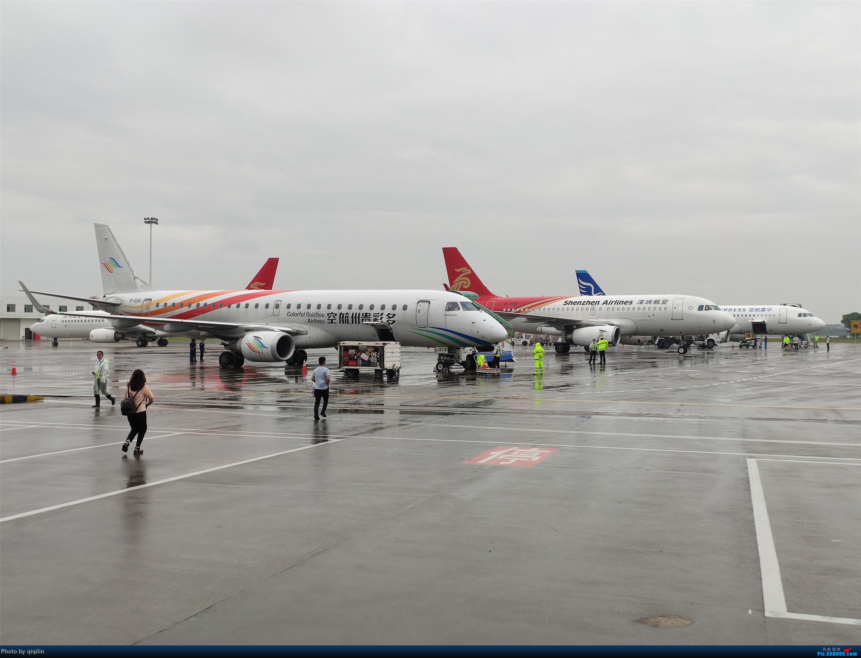 [原创]江浙最落后的机场之一-台州路桥机场    中国台州路桥机场