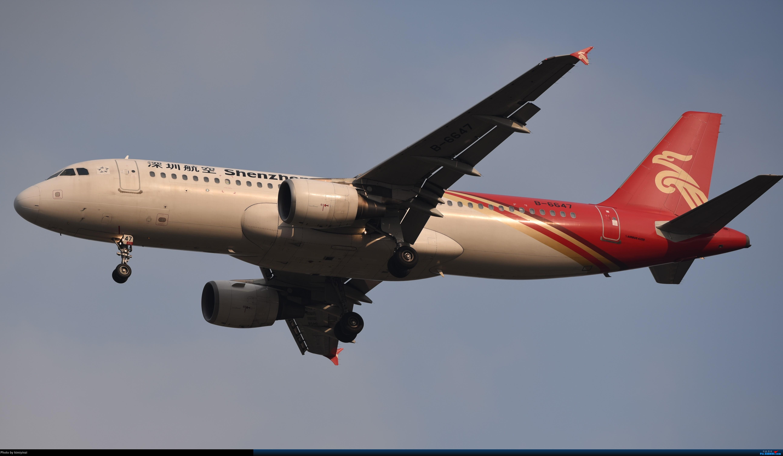 Re:[原创]KWE非常时期的贵阳龙洞堡 AIRBUS A320-200 B-6647 中国贵阳龙洞堡国际机场
