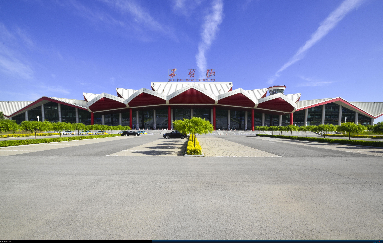 [原创]山西忻州五台山机场    中国忻州五台山机场