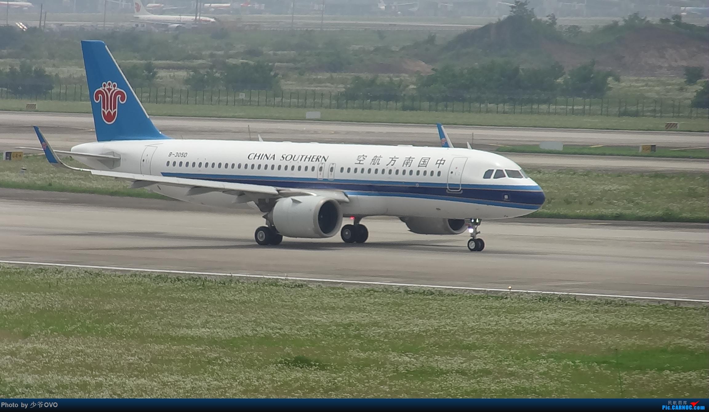 Re:[原创]CKG重庆江北机场拍机,国航744,B-2447,和一群大佬拍机 AIRBUS A320NEO B-305D 中国重庆江北国际机场