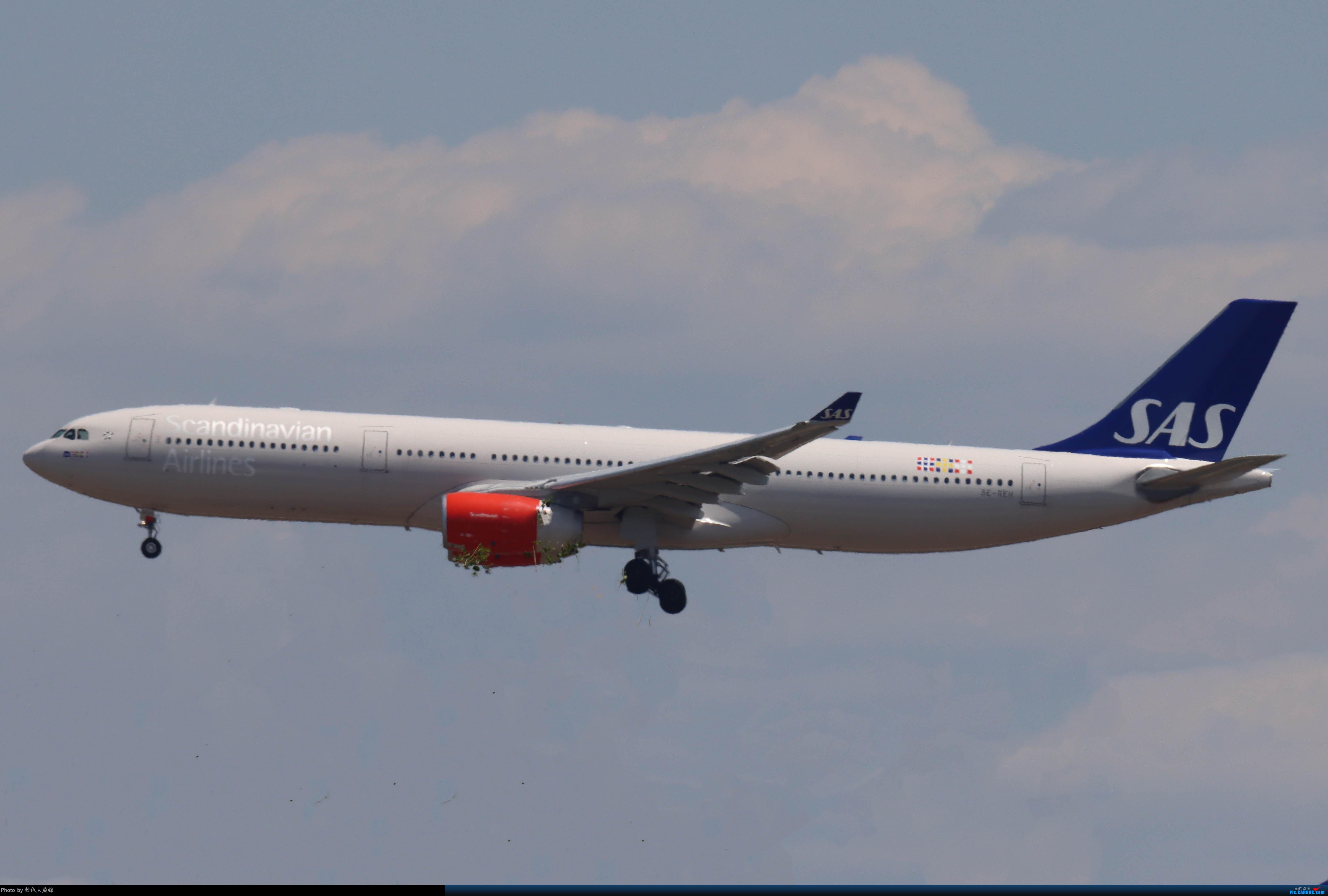 Re:[原创]PEK5.24随拍 AIRBUS A330-300 SE-REH 中国北京首都国际机场