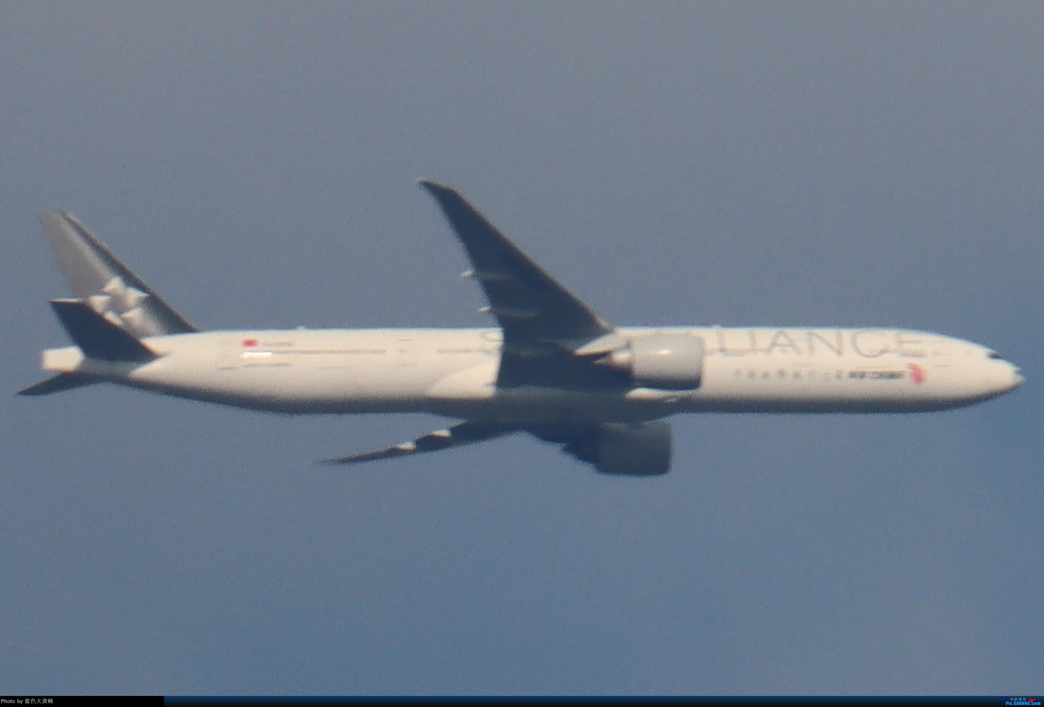 Re:PEK5.24随拍 BOEING 777-300ER B-2032 中国北京首都国际机场