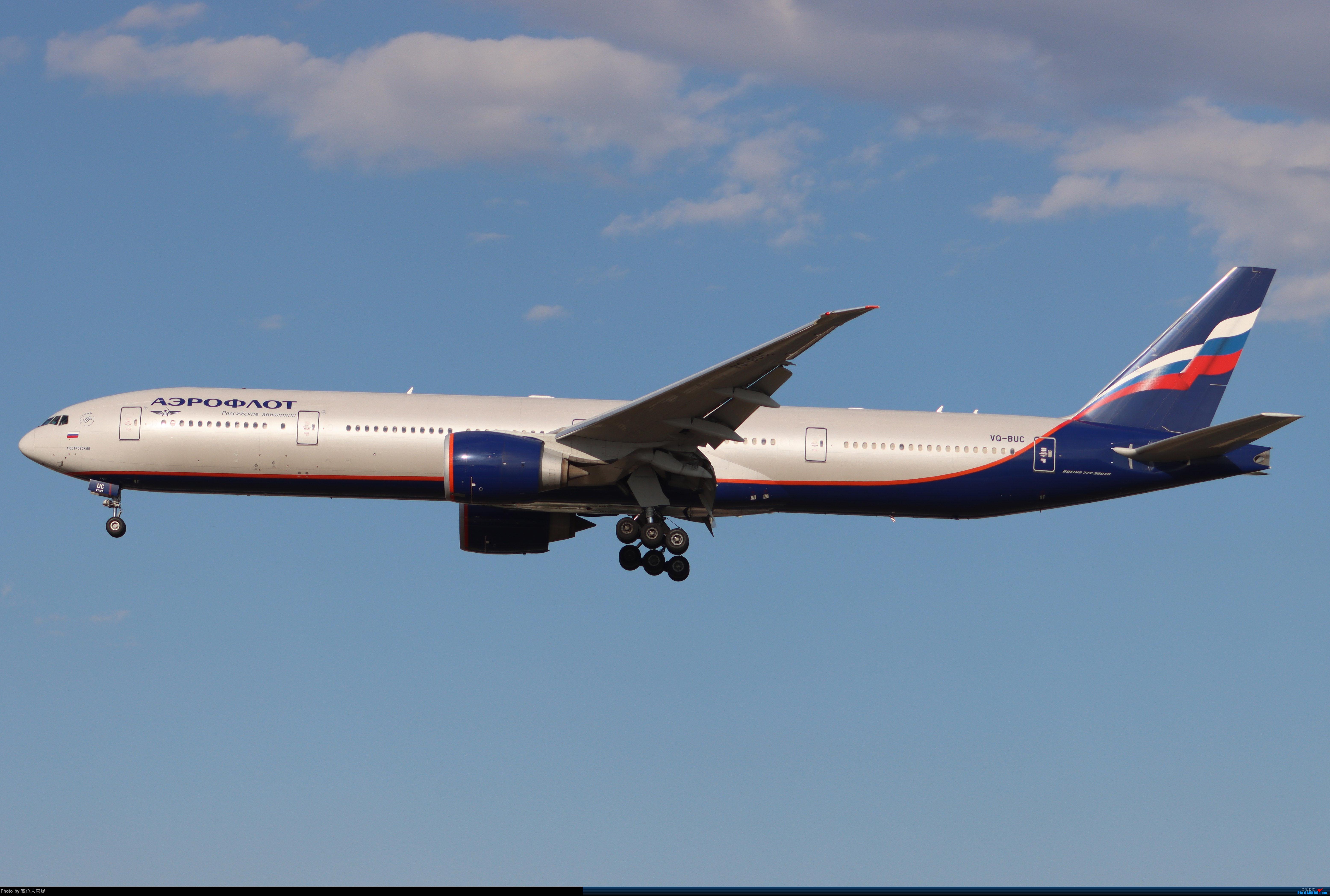 Re:[原创]PEK5.24随拍 BOEING 777-300ER VQ-BUC 中国北京首都国际机场