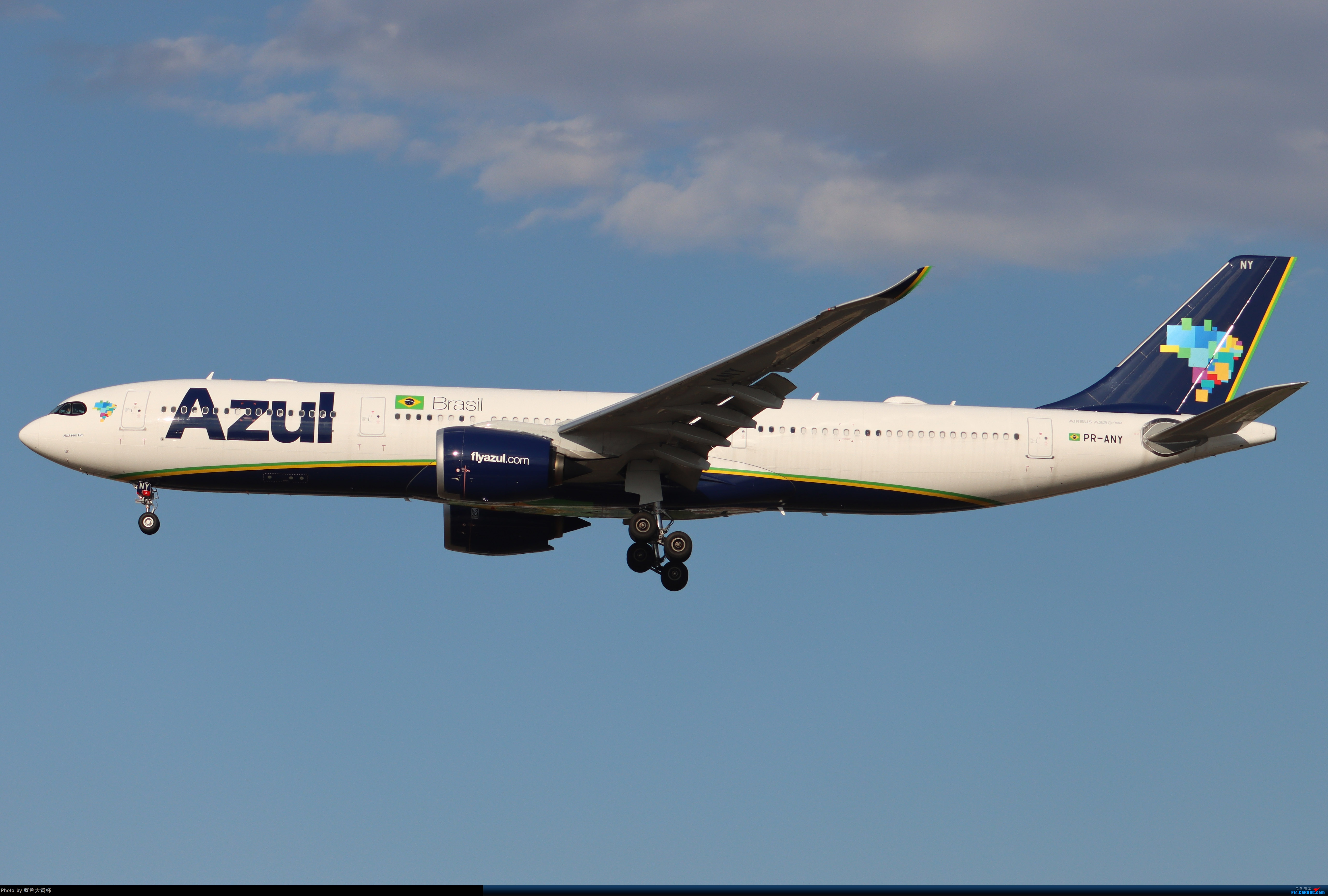 Re:[原创]PEK5.24随拍 AIRBUS A330-941NEO PR-ANY 中国北京首都国际机场