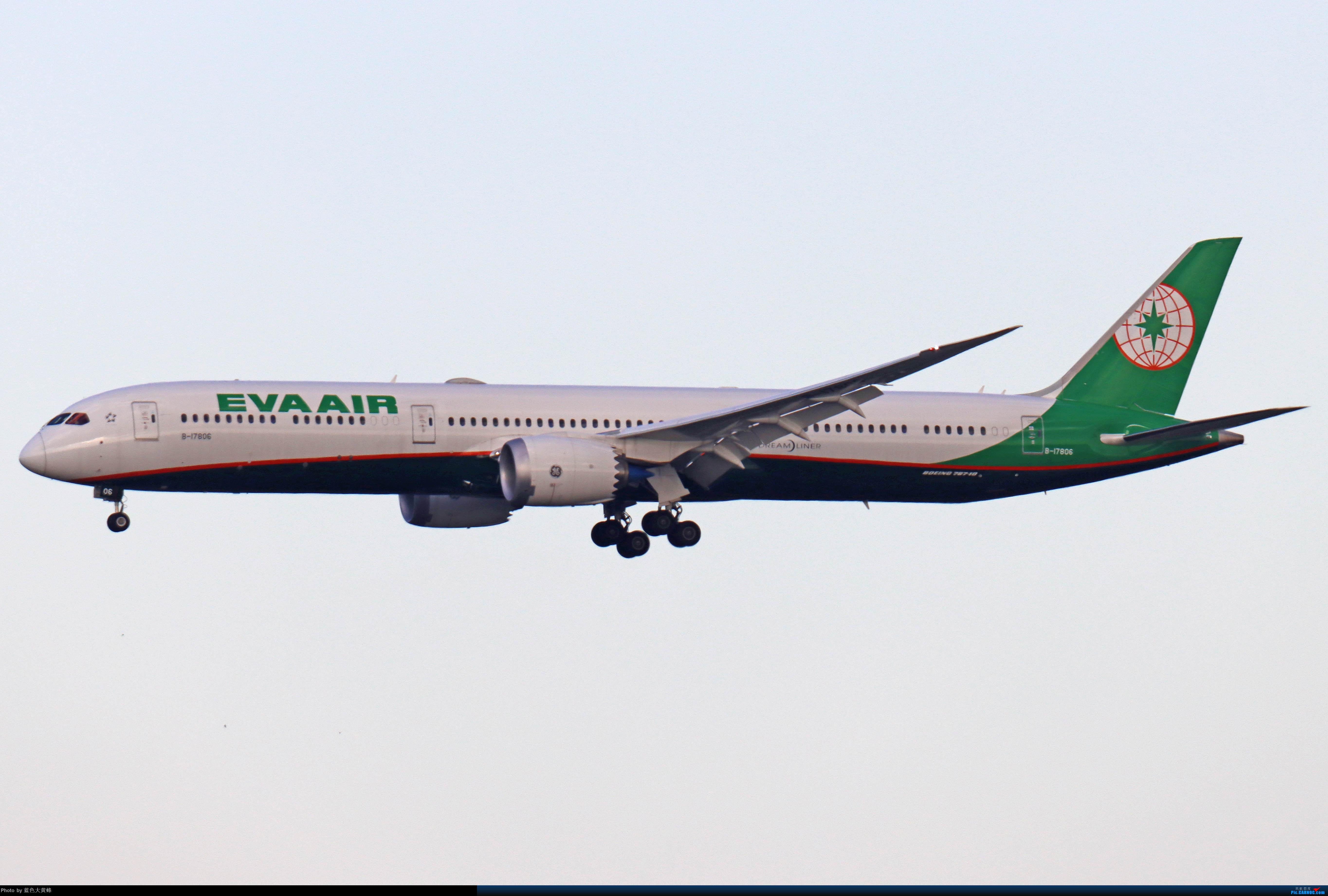 Re:[原创]PEK5.24随拍 BOEING 787-10 B-17806 中国北京首都国际机场
