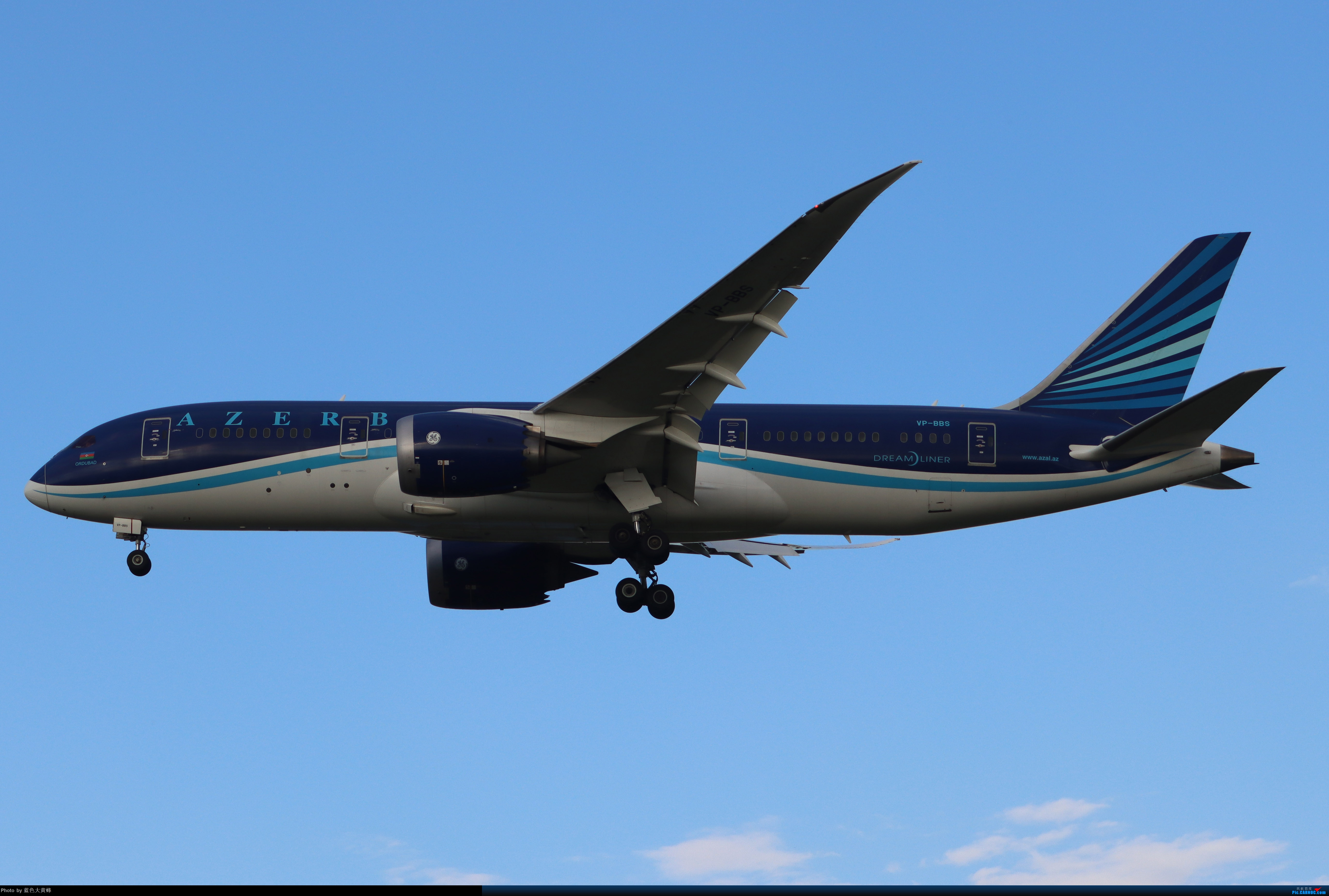 Re:[原创]PEK5.24随拍 BOEING 787-8 VP-BBS 中国北京首都国际机场