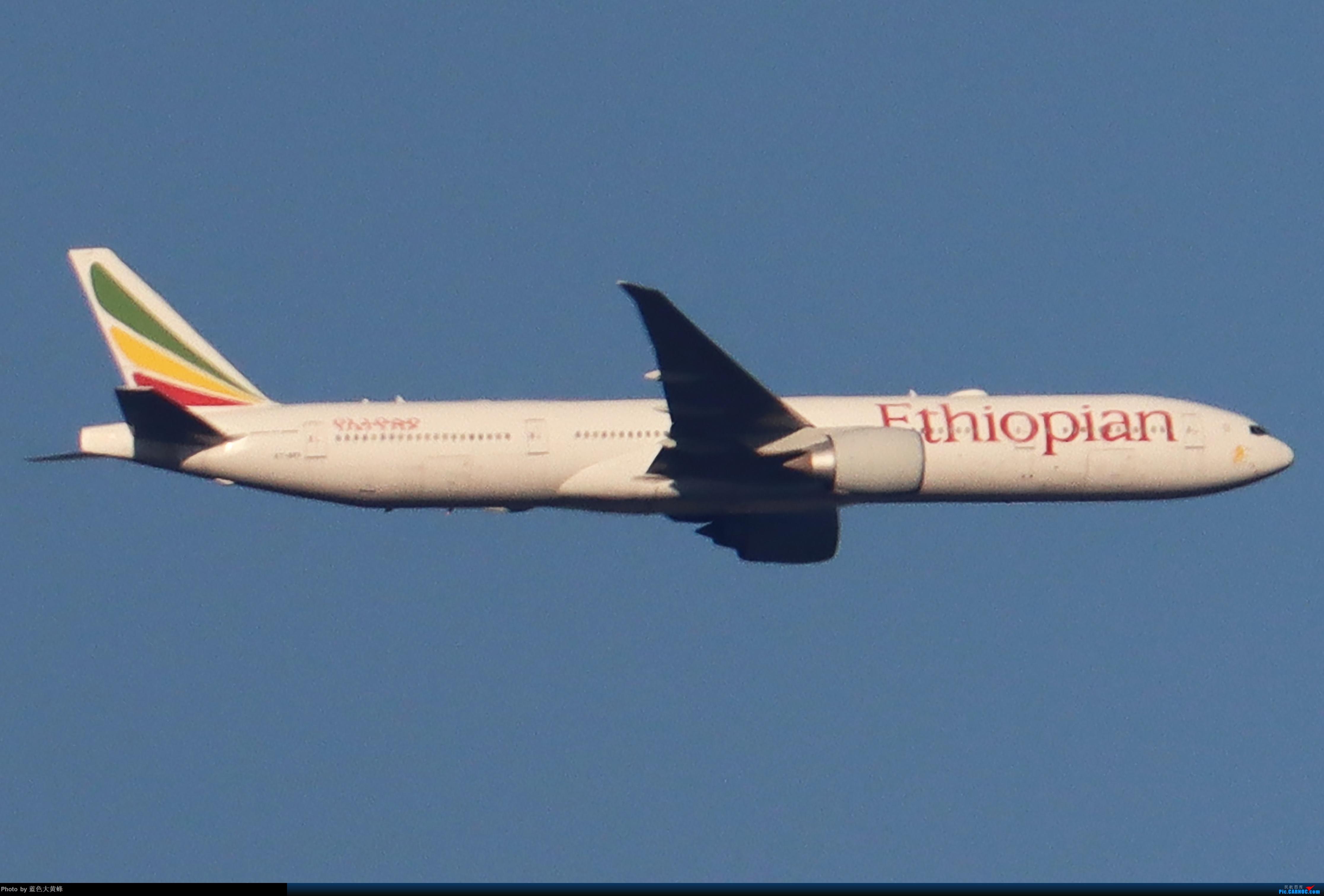 Re:PEK5.24随拍 BOEING 777-300ER ET-APX 中国北京首都国际机场