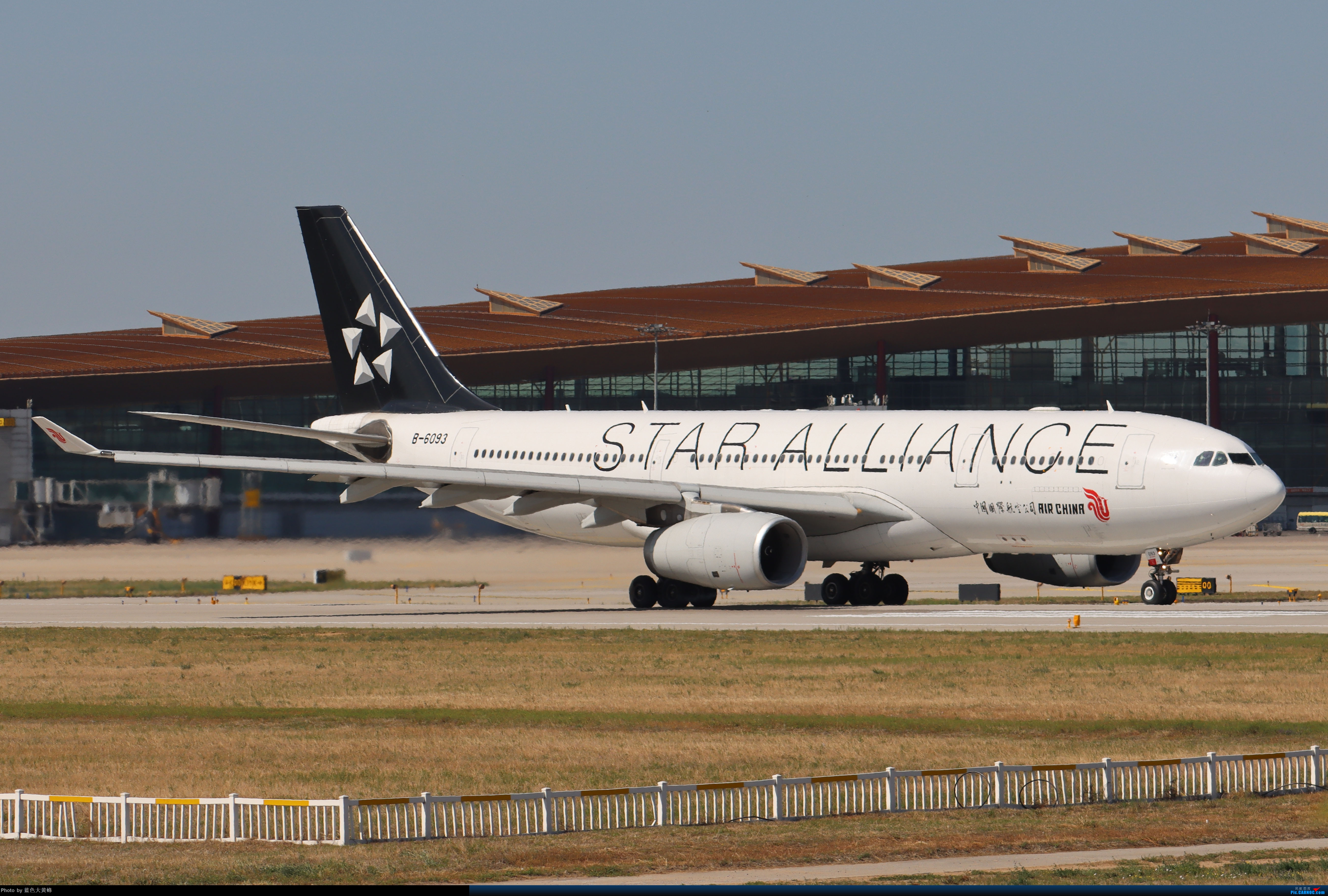 Re:[原创]PEK5.24随拍 AIRBUS A330-200 B-6093 中国北京首都国际机场