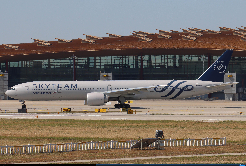 Re:PEK5.24随拍 BOEING 777-300ER VQ-BQG 中国北京首都国际机场
