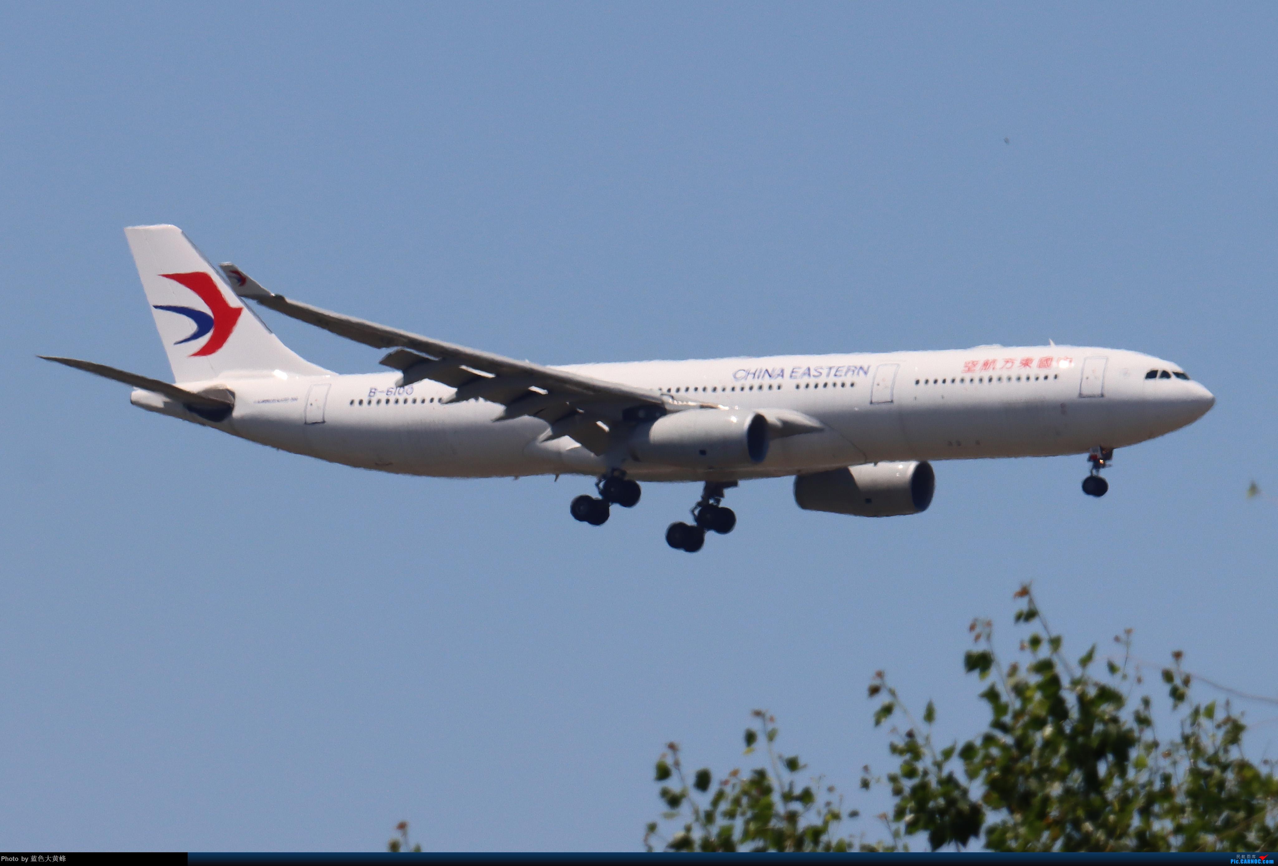 Re:[原创]PEK5.24随拍 AIRBUS A330-300 B-6100 中国北京首都国际机场