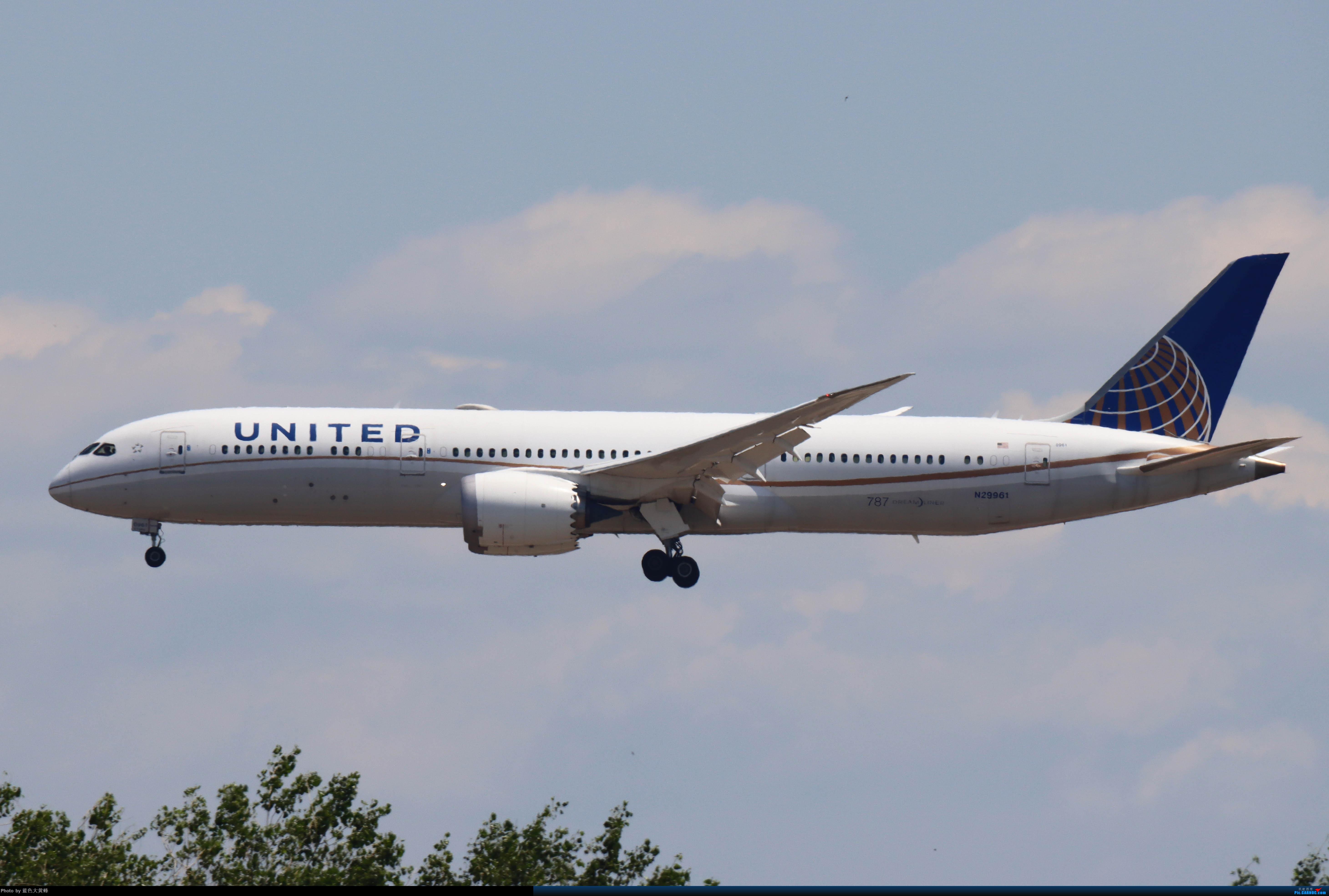 Re:[原创]PEK5.24随拍 BOEING 787-9 N-29961 中国北京首都国际机场