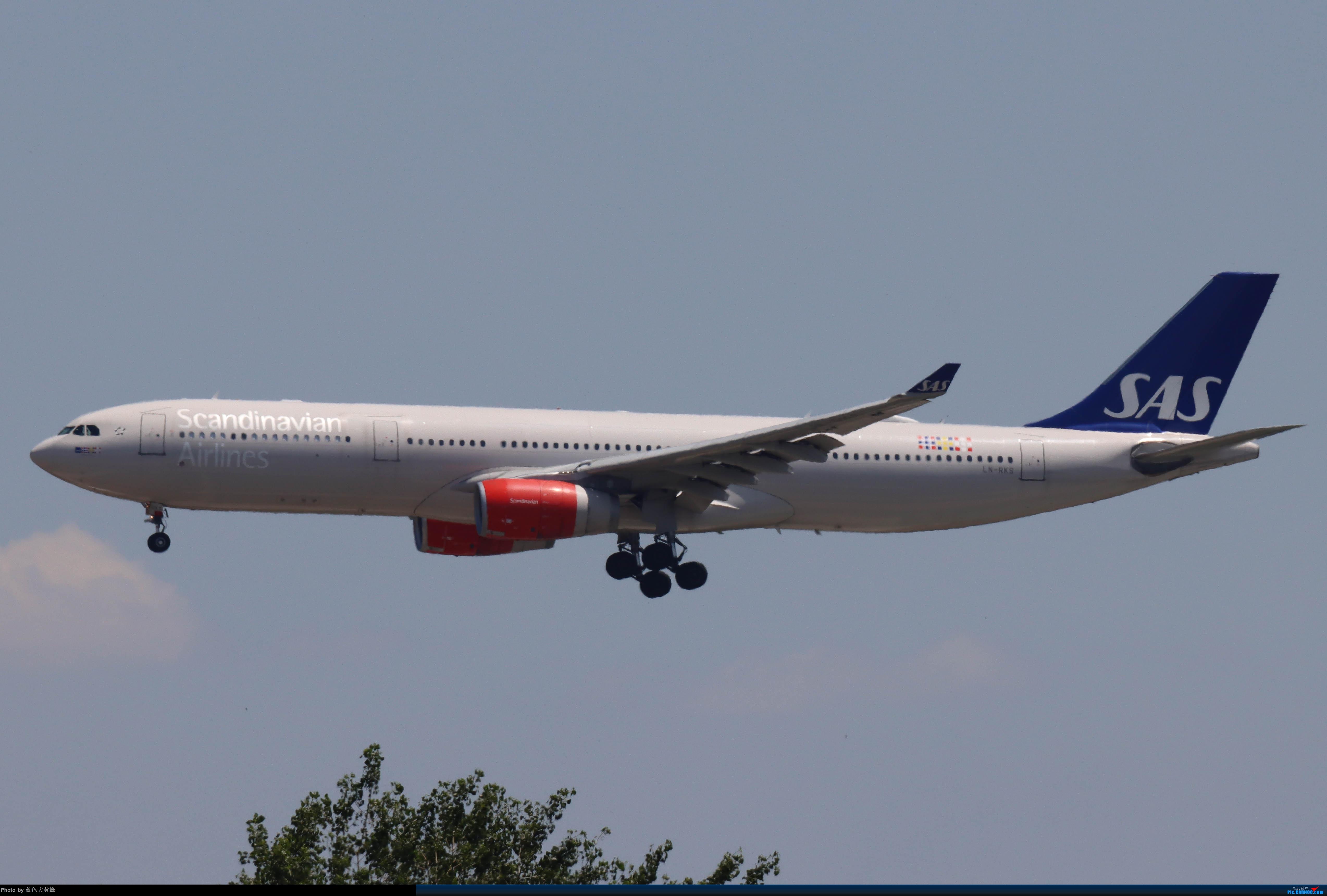 Re:[原创]PEK5.24随拍 AIRBUS A330-300 LN-RKS 中国北京首都国际机场