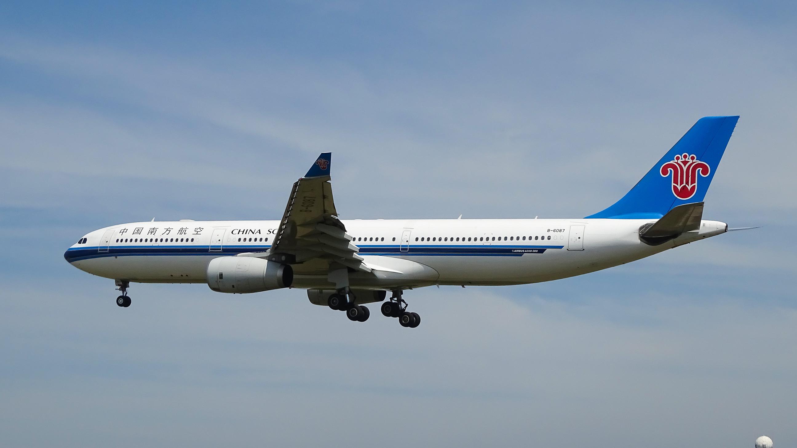 Re:[原创]萧山机场拍机 AIRBUS A330-300 B-6087 中国杭州萧山国际机场