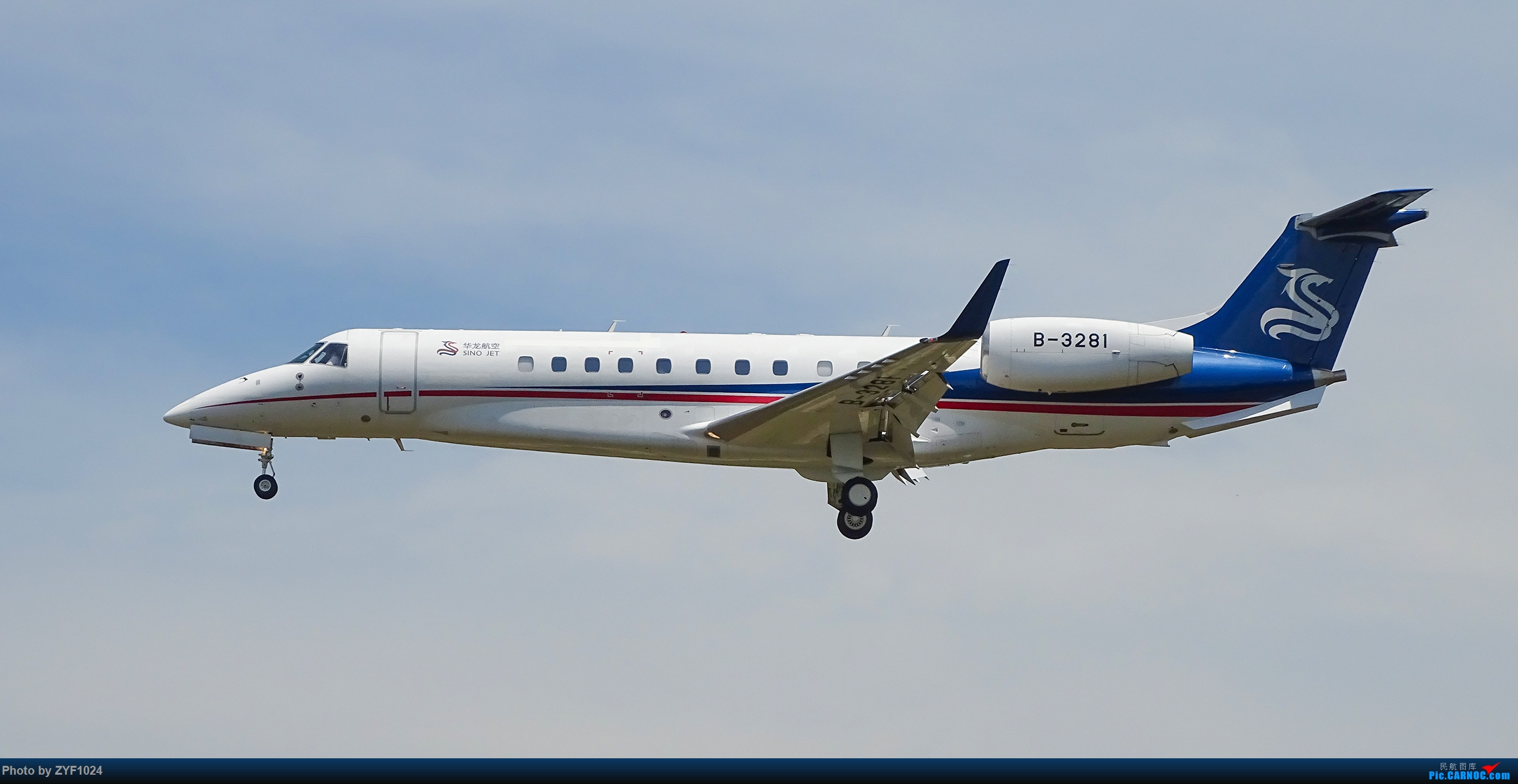 Re:[原创]萧山机场拍机 EMBRAER LEGACY 650 B-3281 中国杭州萧山国际机场
