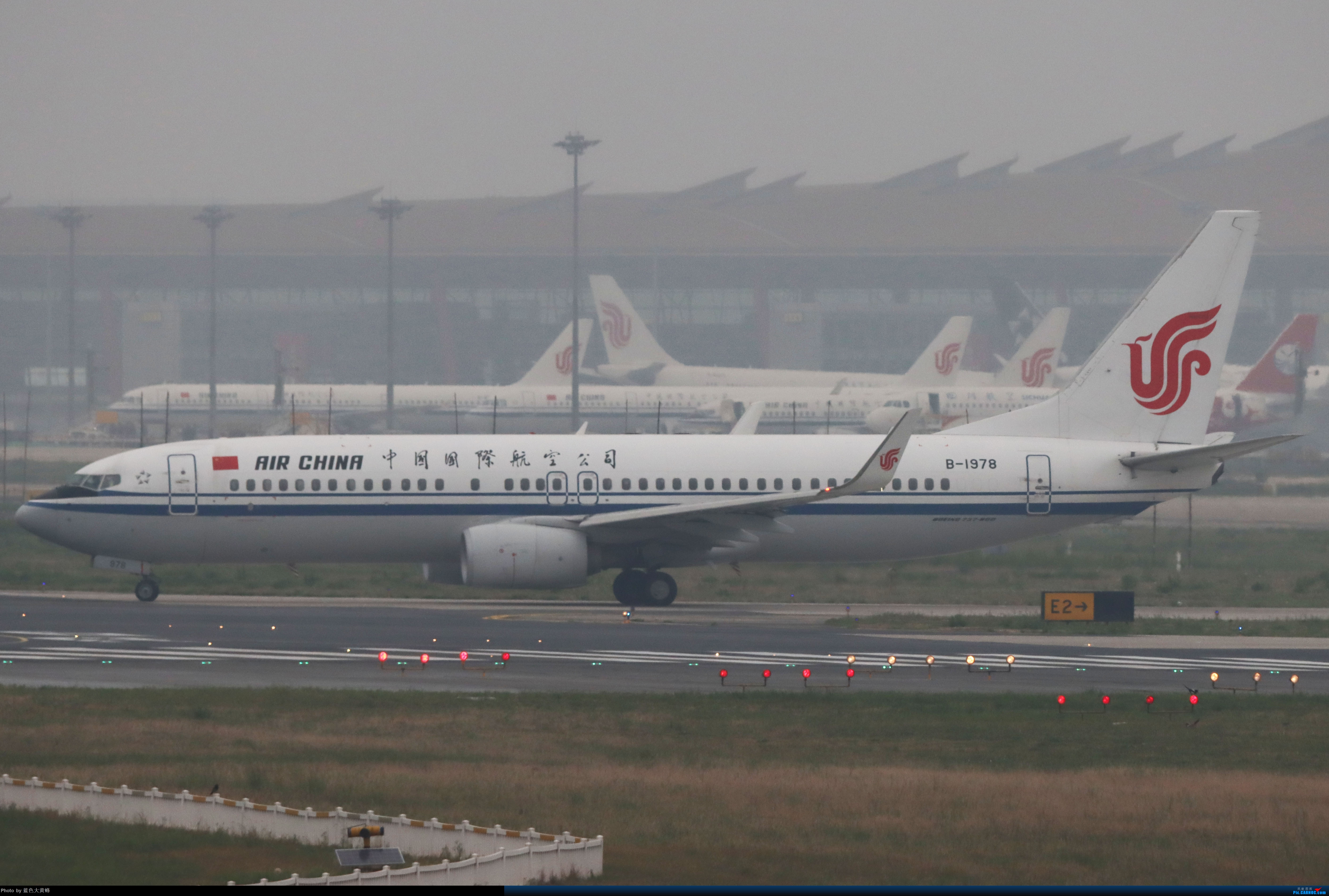 Re:[原创]烂天废片(持续更新) BOEING 737-800 B-1978 中国北京首都国际机场